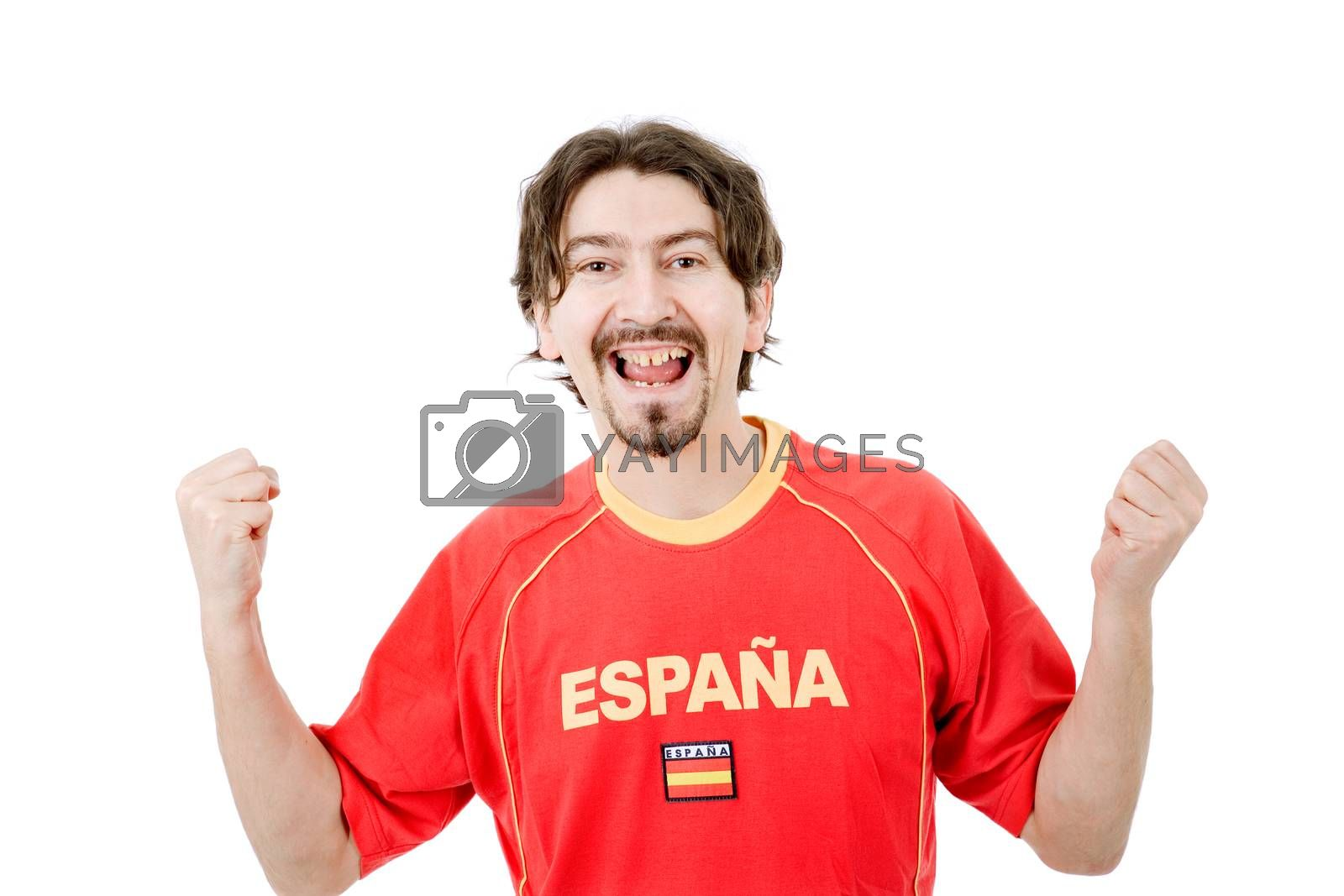 spanish fan by zittto
