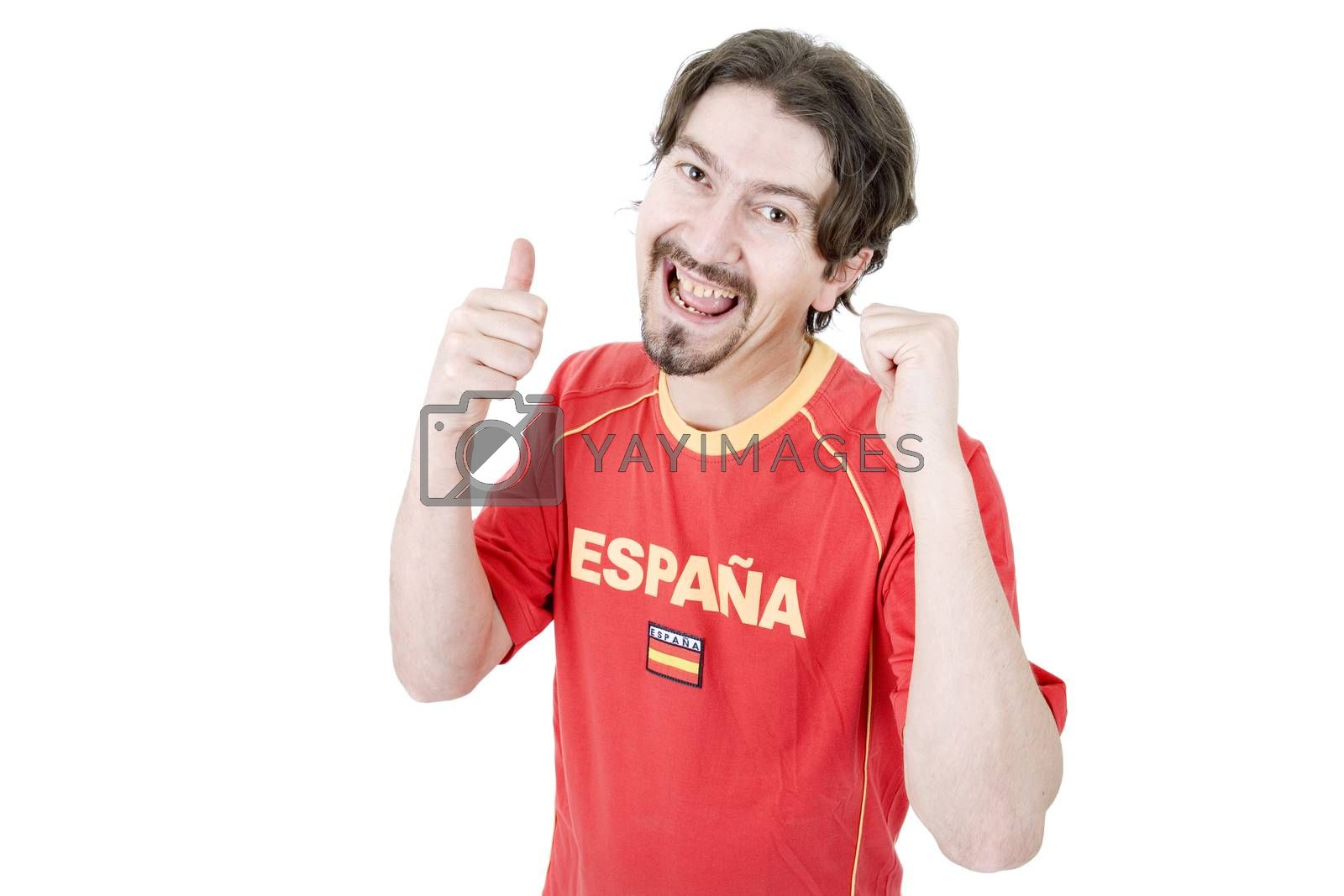 Royalty free image of spanish fan by zittto
