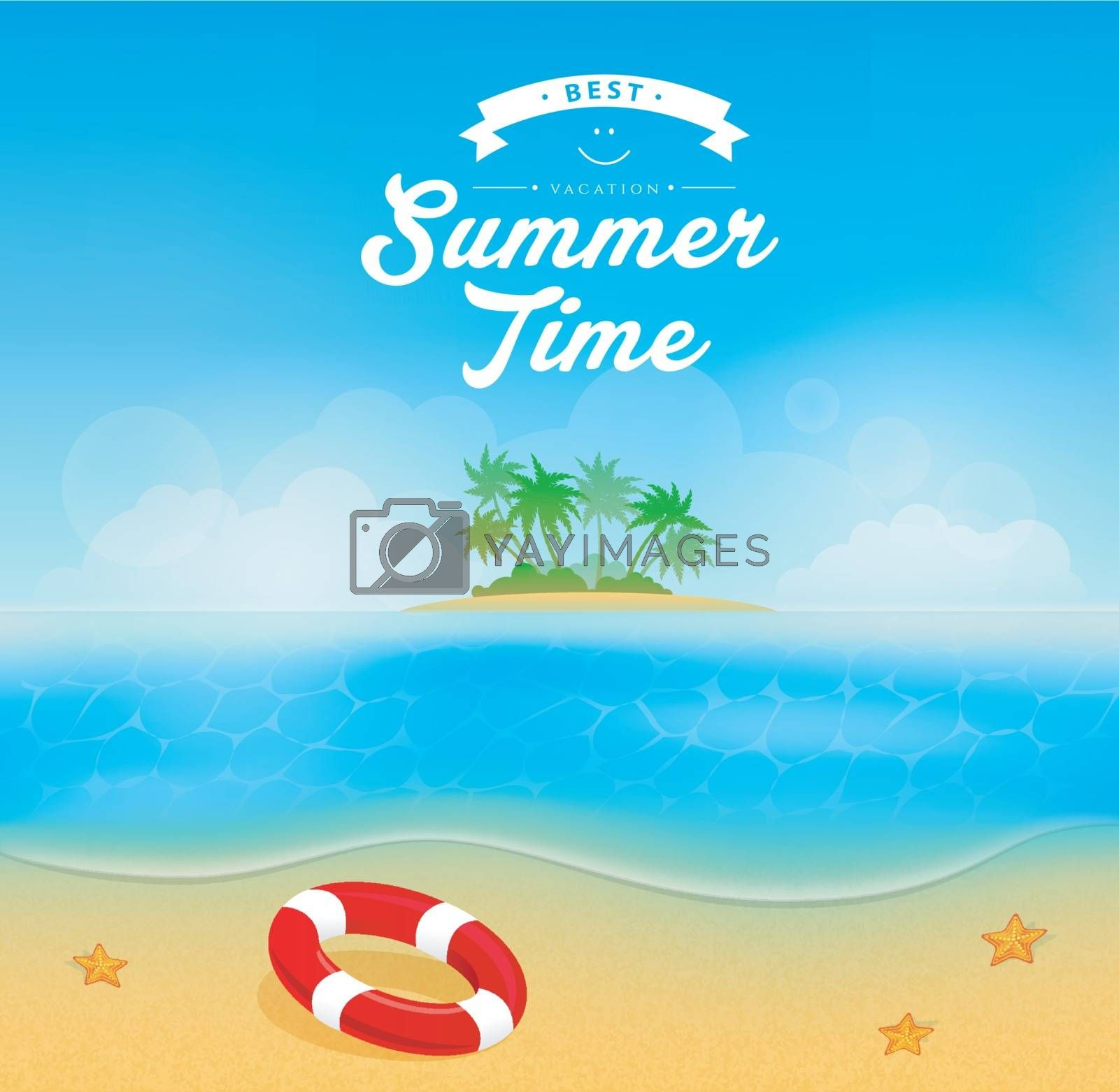 Royalty free image of Summer backgrounds by SonneOn