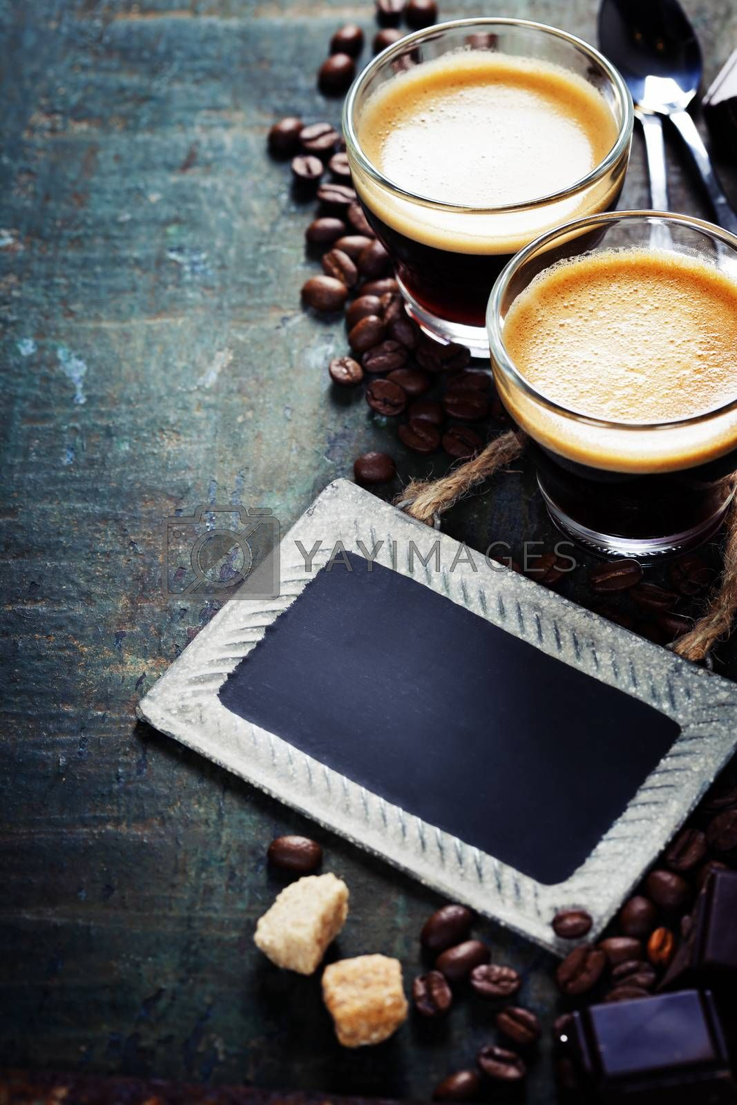 Royalty free image of Coffee by klenova
