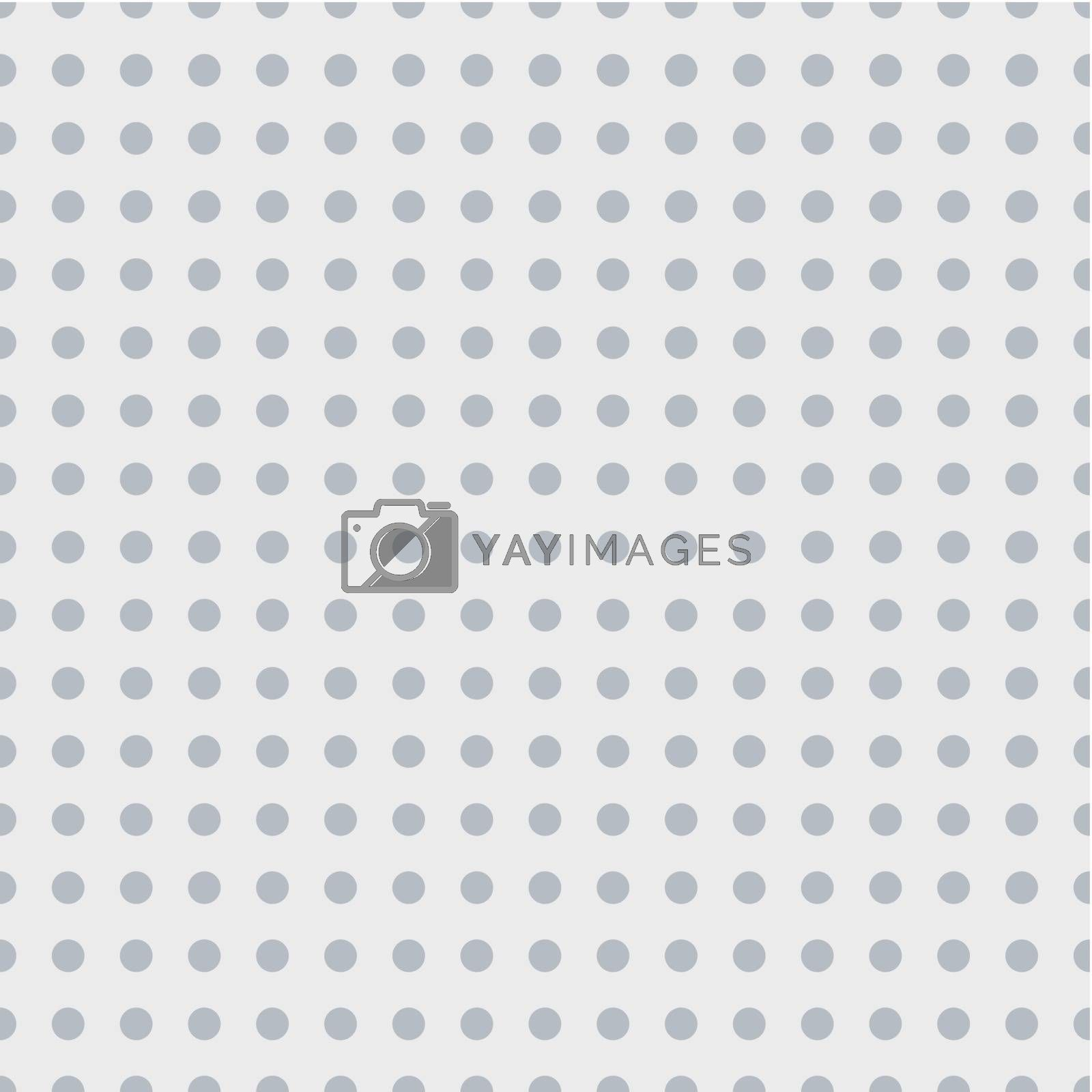 Royalty free image of Abstract spotty background by dvarg