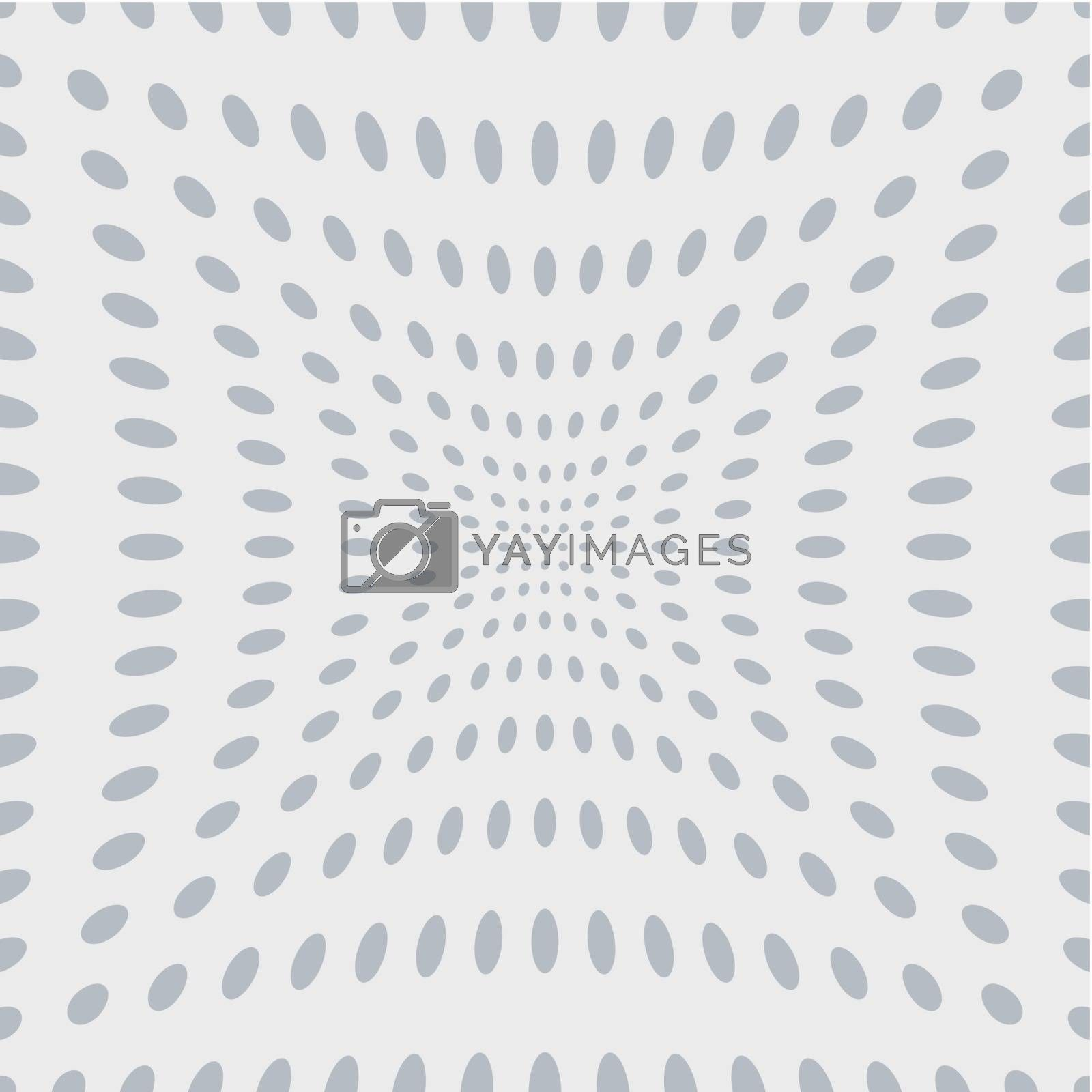 Royalty free image of Abstract perforated pattern by dvarg