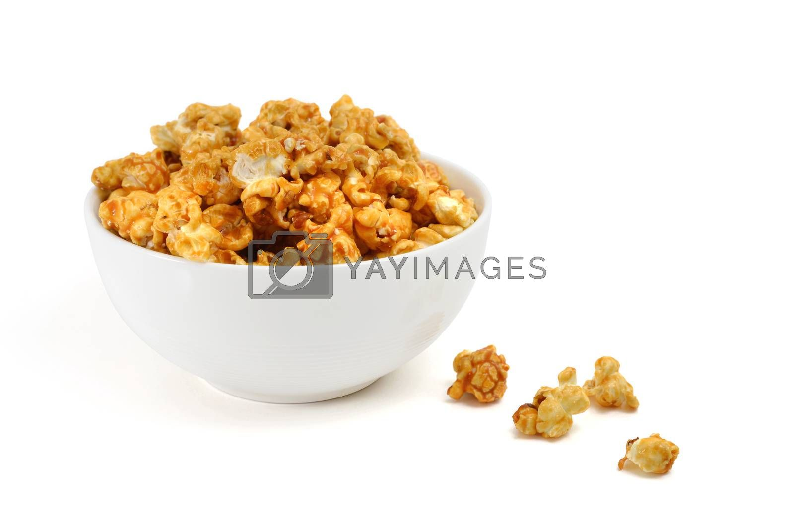 Royalty free image of Popcorn by antpkr