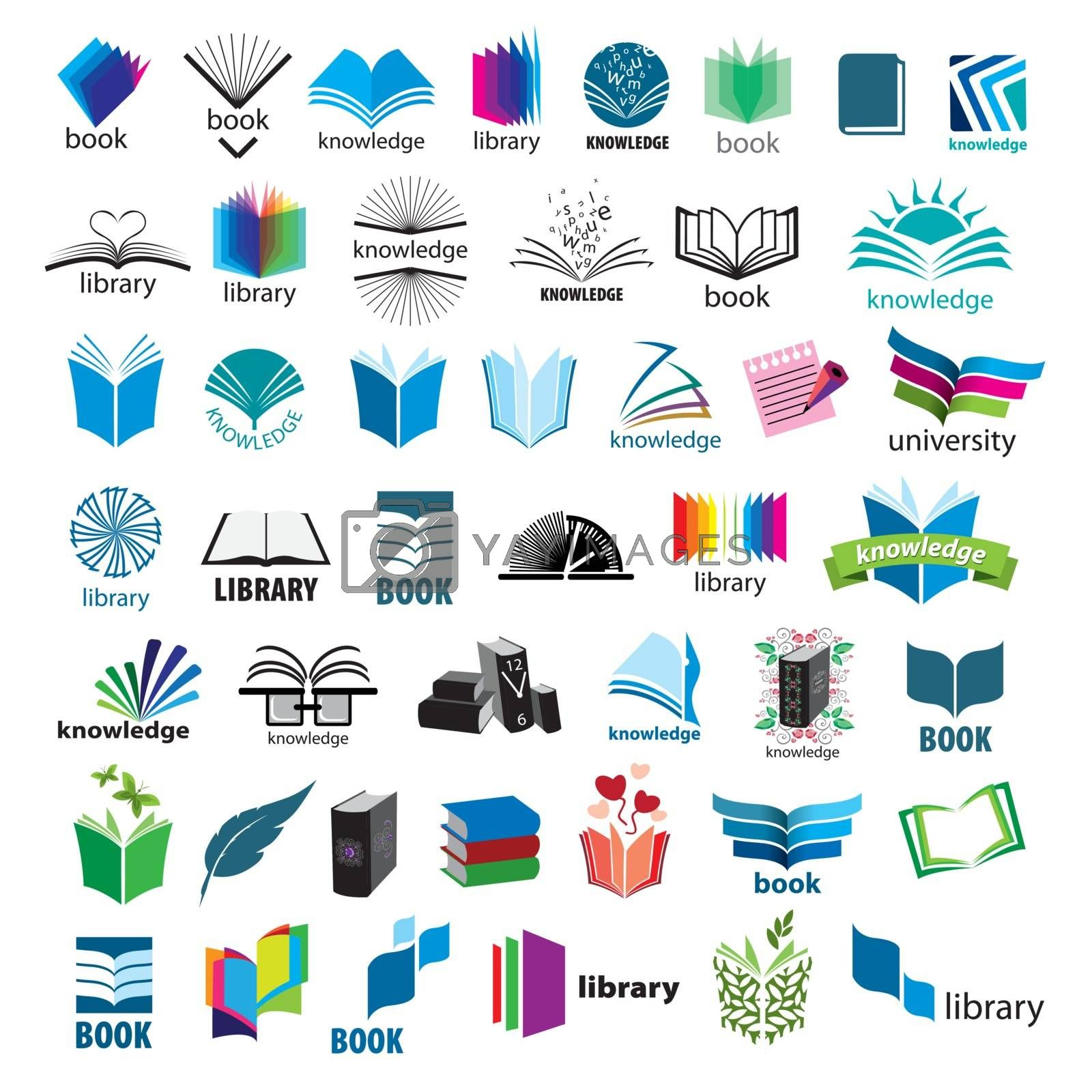 biggest collection of vector logos books by butenkow