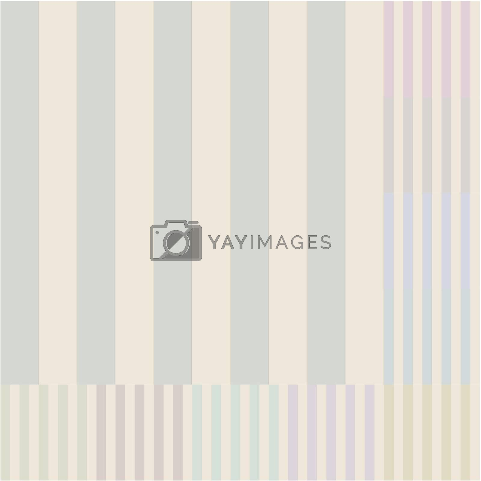 seamless pastel vertical stripes pattern