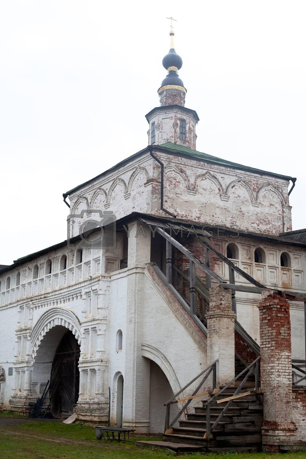 White church by foaloce