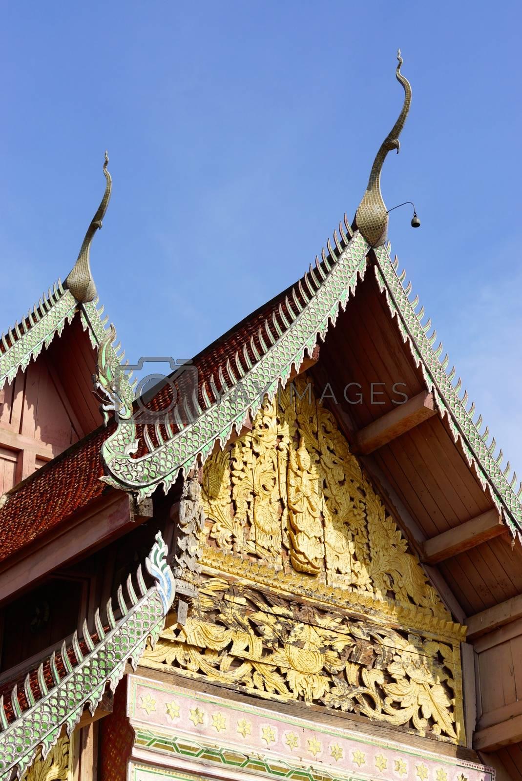 ancient thai art by nattapatt