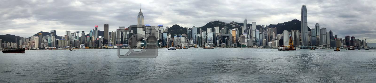 Hong Kong by friday