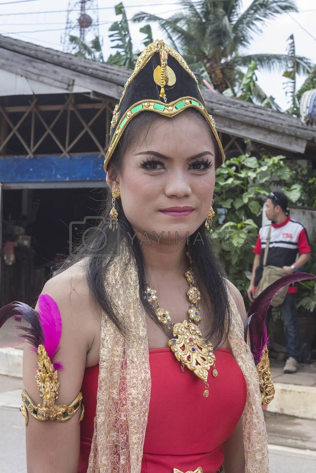 Ngan Chak Pra by olovedog