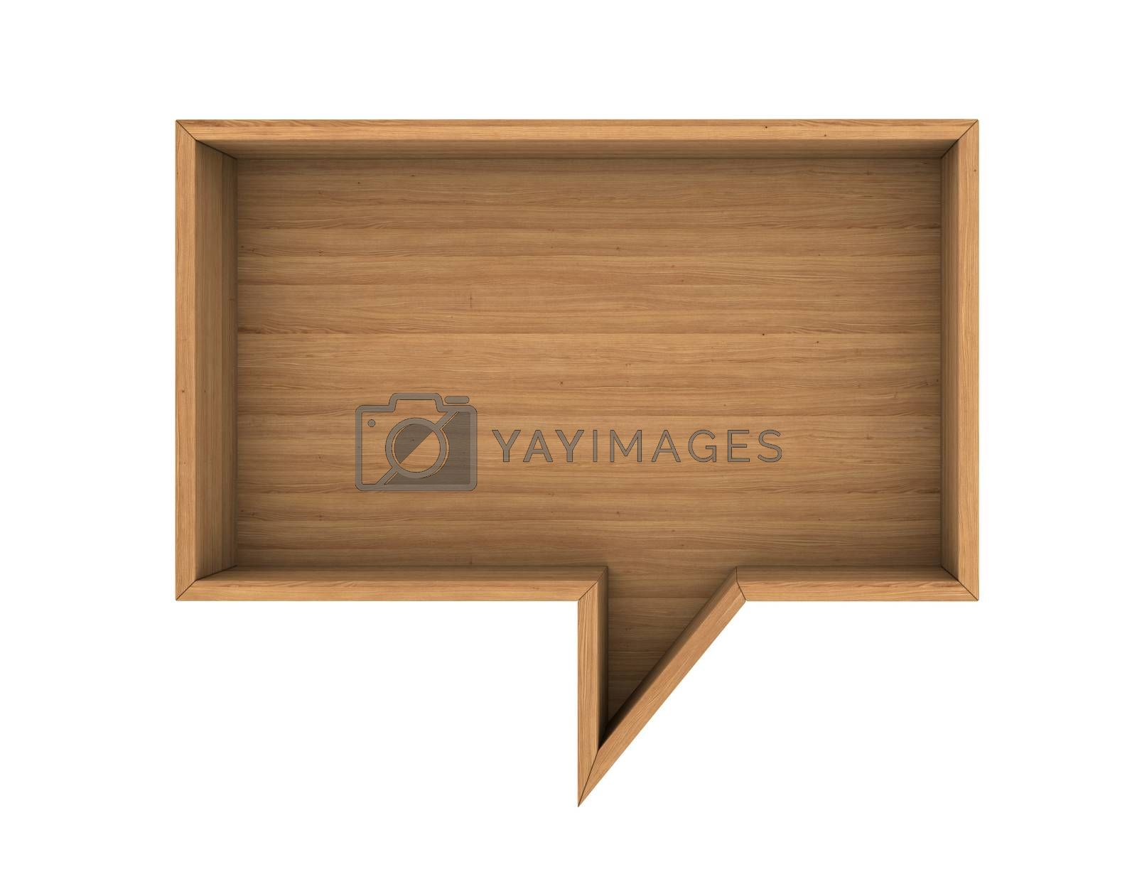 Royalty free image of Conceptual shelf for books by cherezoff