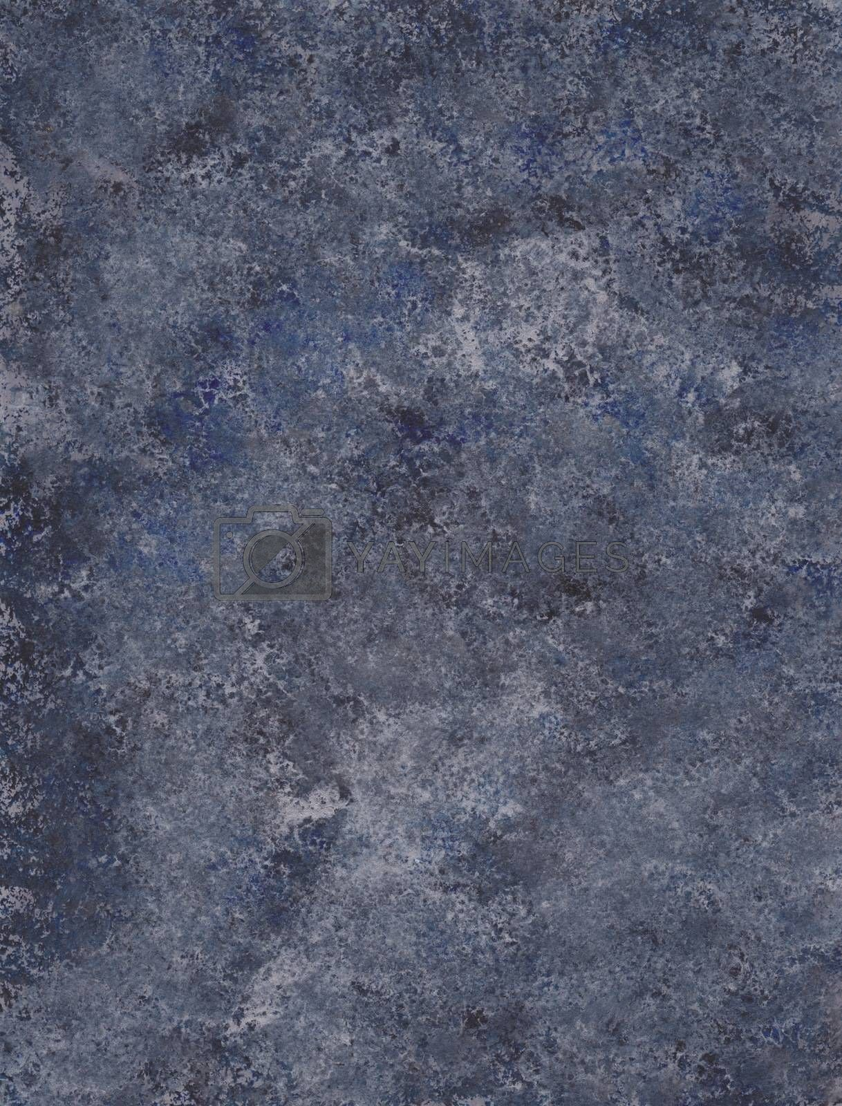 Royalty free image of Abstract speckled blue-gray surface by cabrin