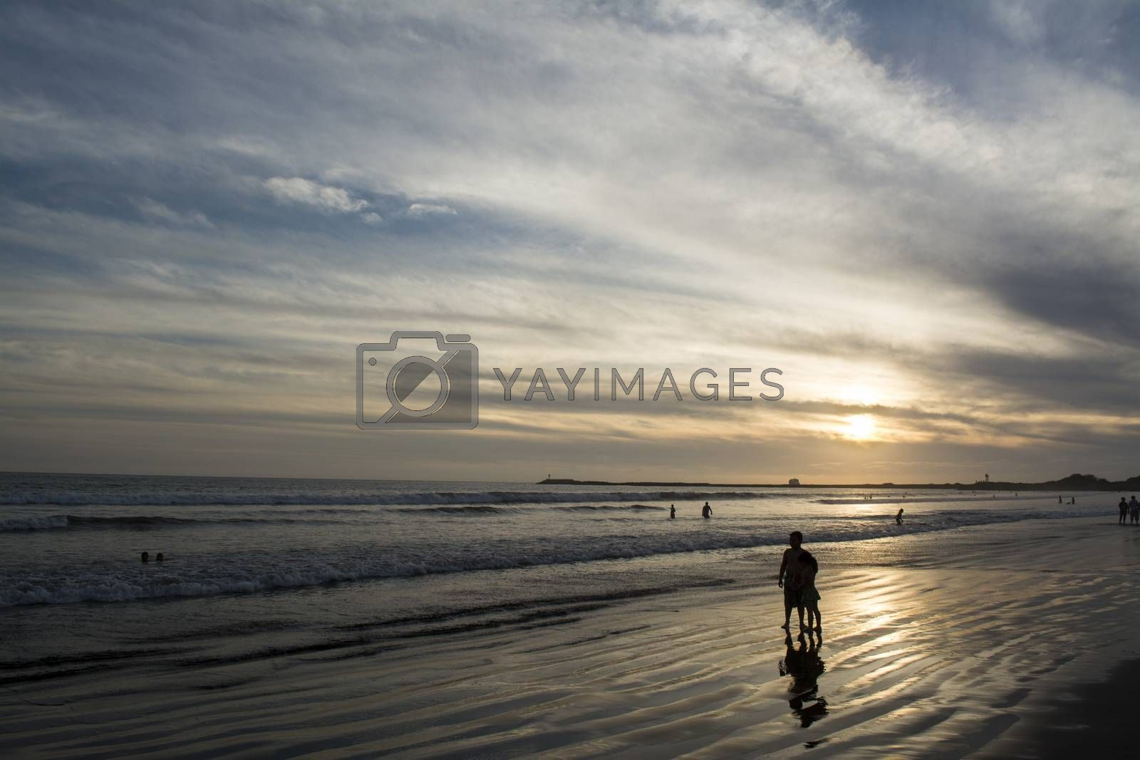 Royalty free image of San Blas Riviera Nayarit by Camello2000