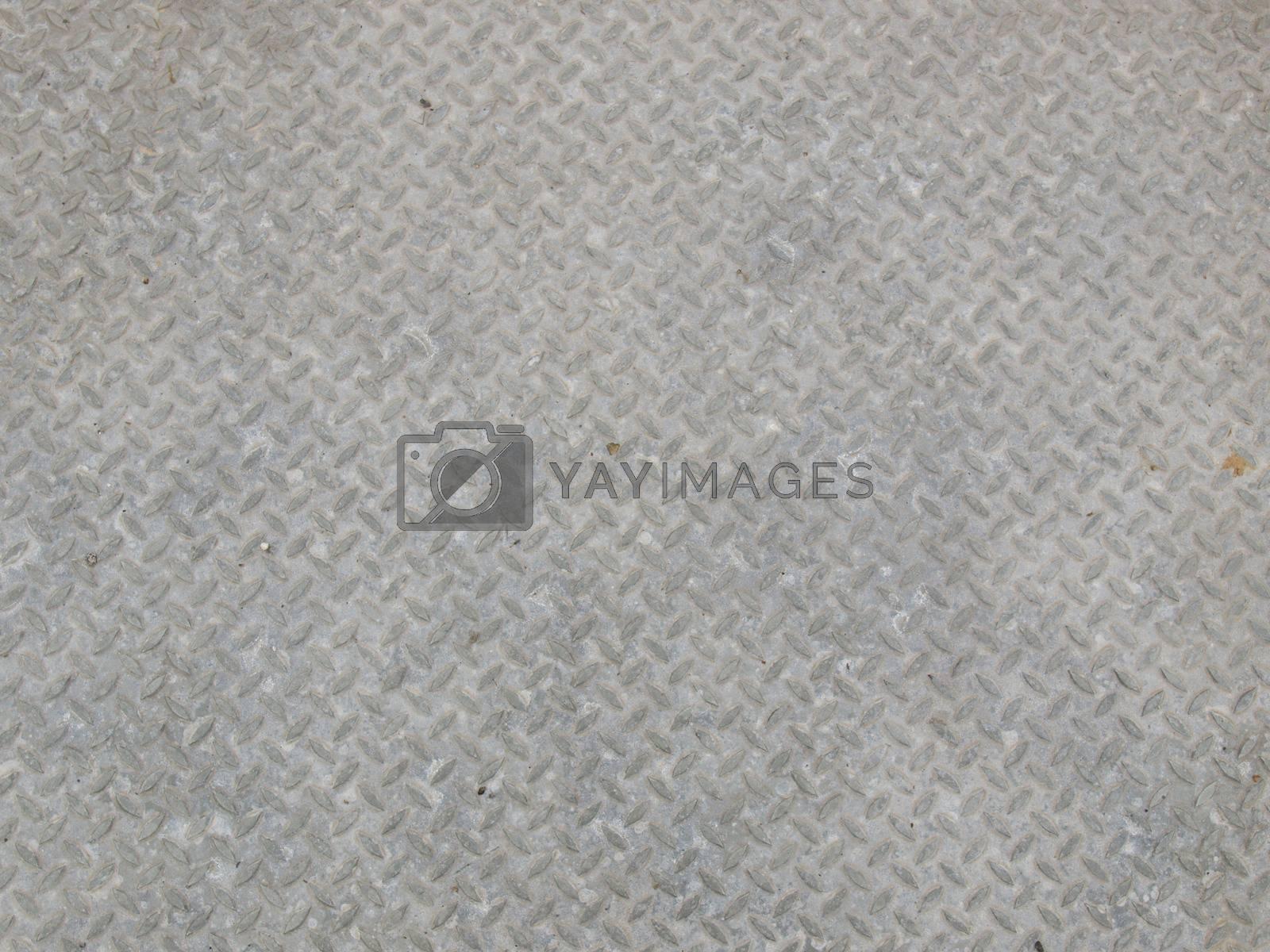 Royalty free image of Diamond steel by claudiodivizia