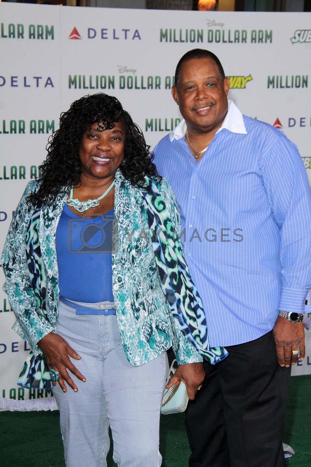 """Royalty free image of Loretta Devine at the """"Million Dollar Arm"""" World Premiere, El Capitan, Hollywood, CA 05-06-14/ImageCollect by ImageCollect"""