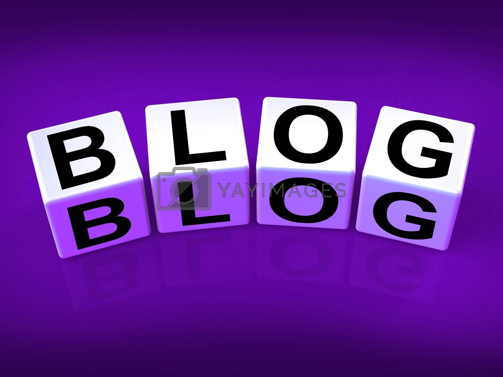 Blog Blocks Show Webpage Article or Journal by stuartmiles
