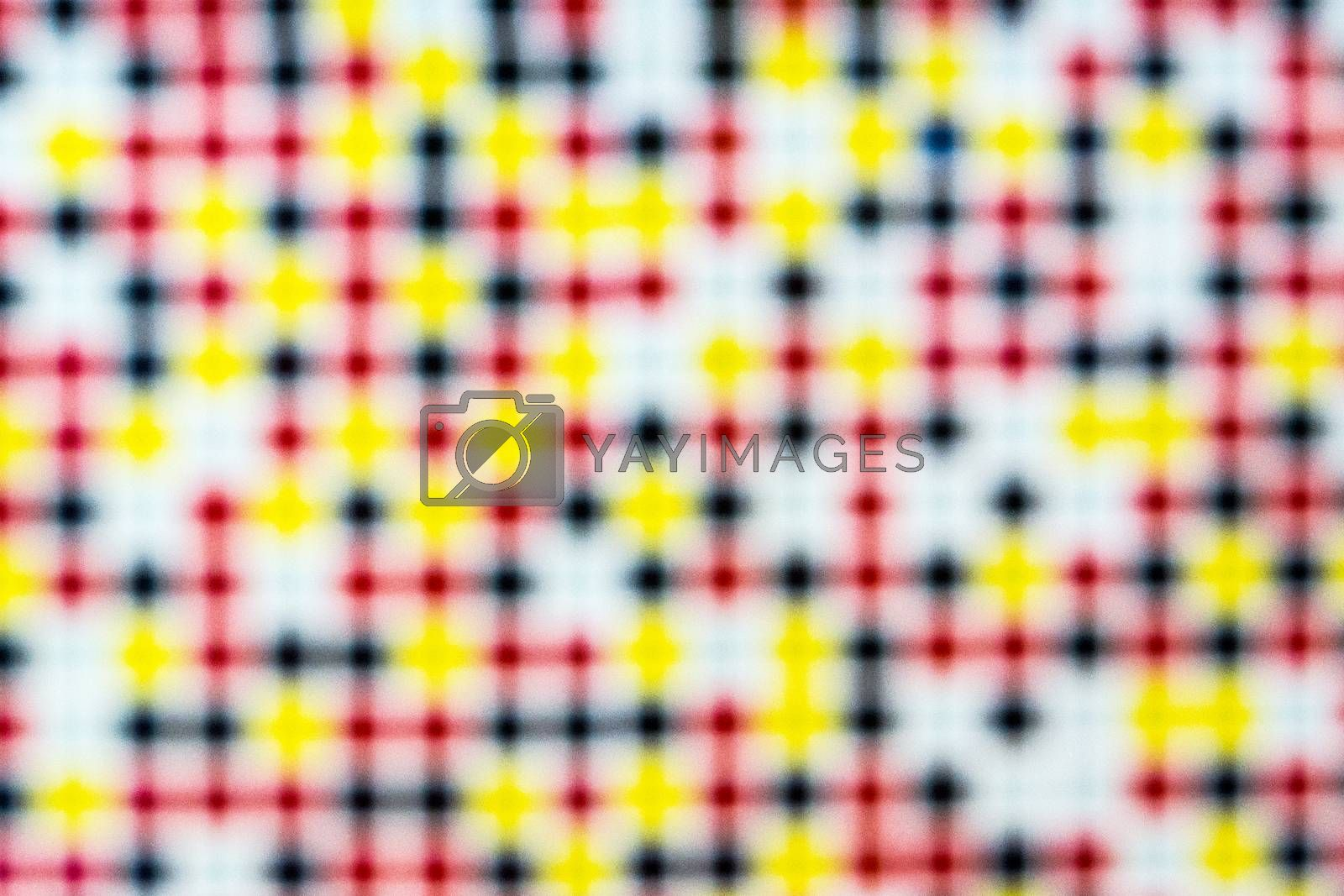 Royalty free image of abstract background by nattapatt