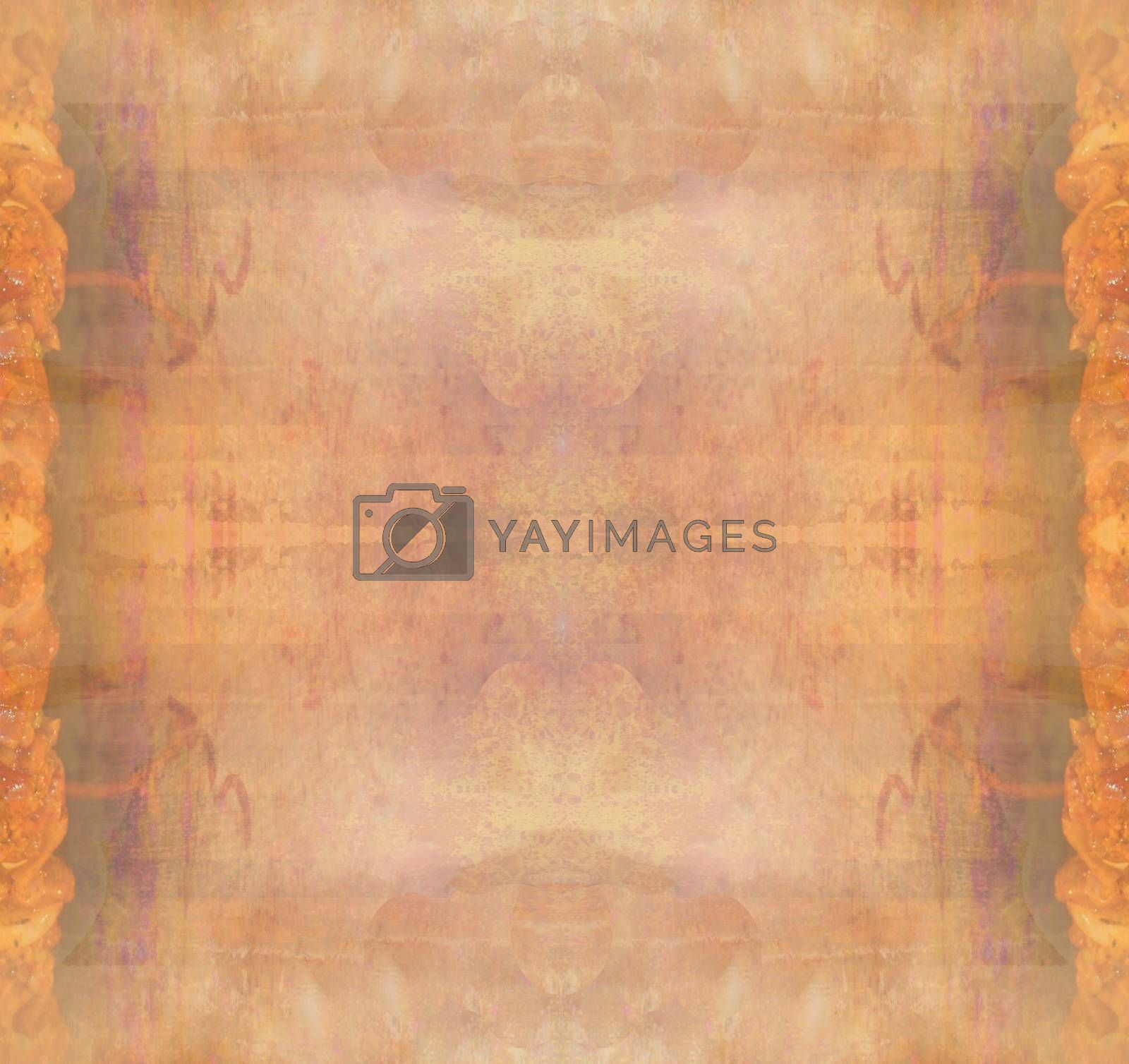 Royalty free image of grunge background with space for text or image  by JackyBrown