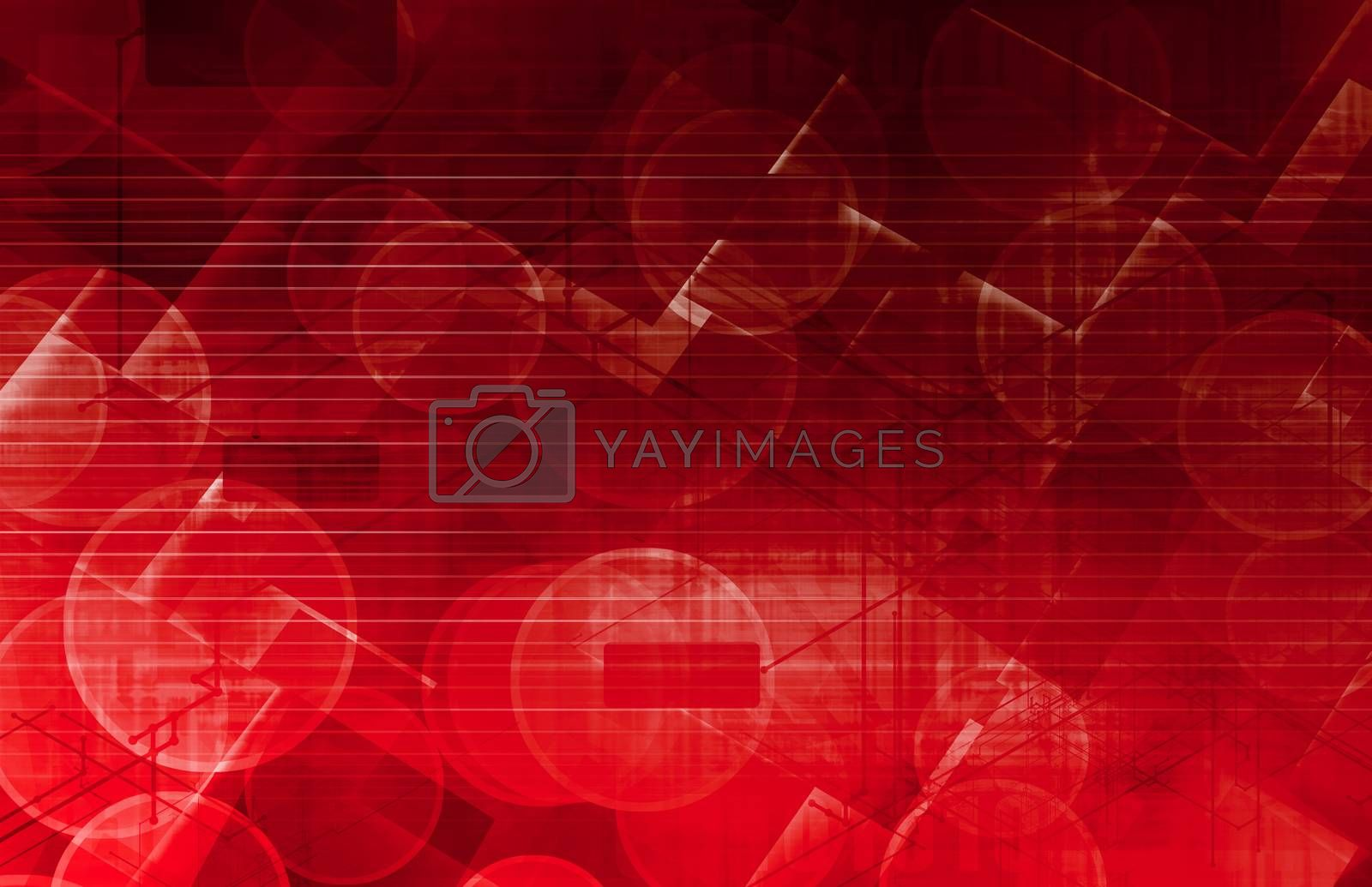 Royalty free image of Medical Background by kentoh