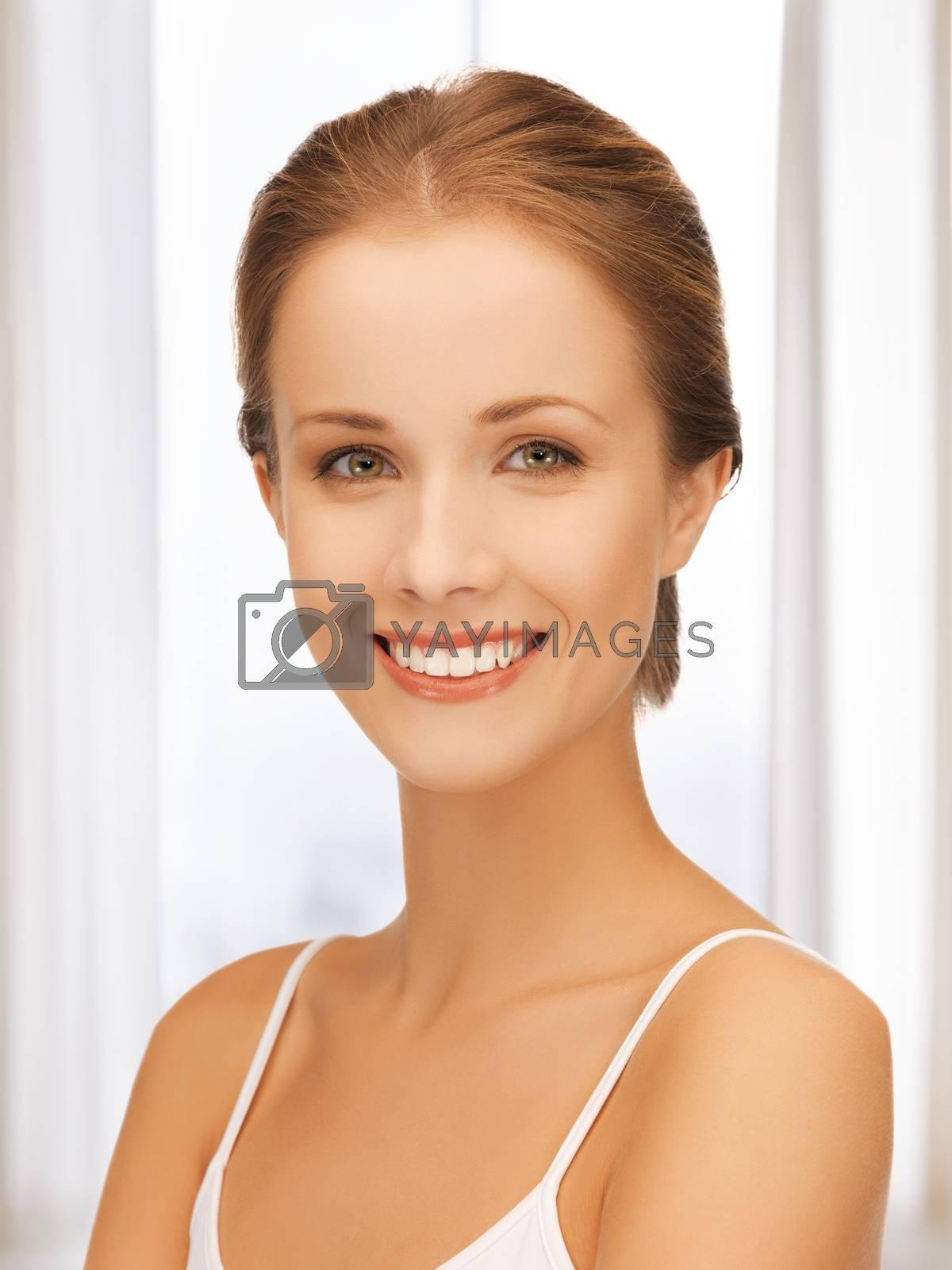 beautiful woman by dolgachov