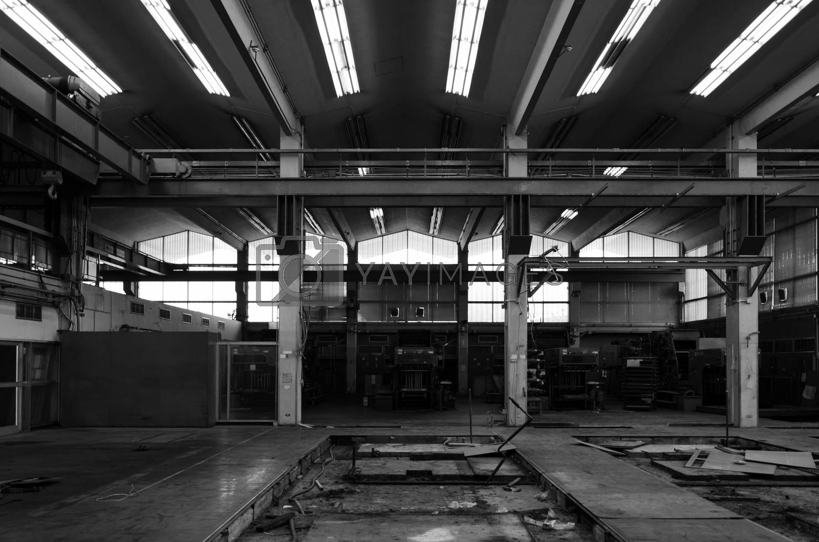 Abandon Industry Architecture by siraanamwong