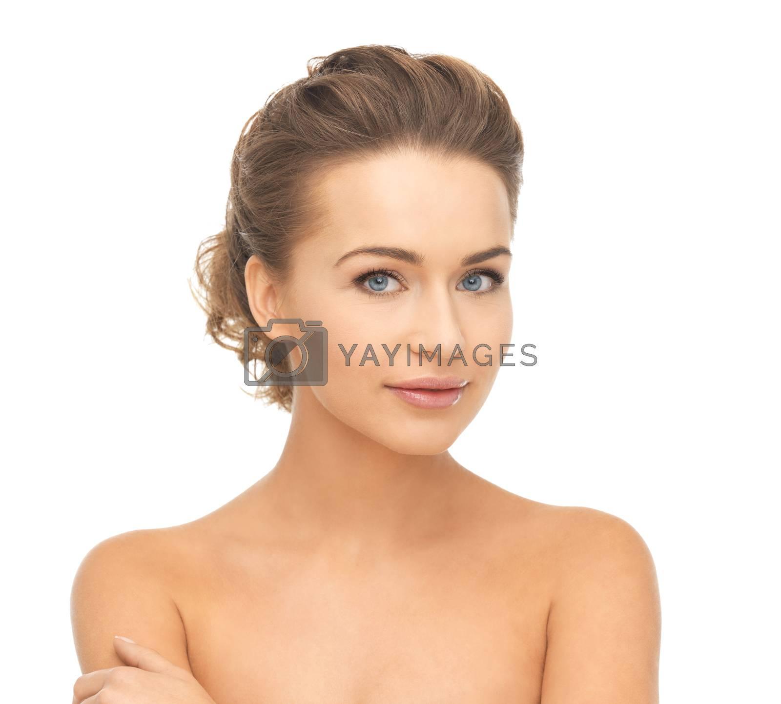 young woman by dolgachov