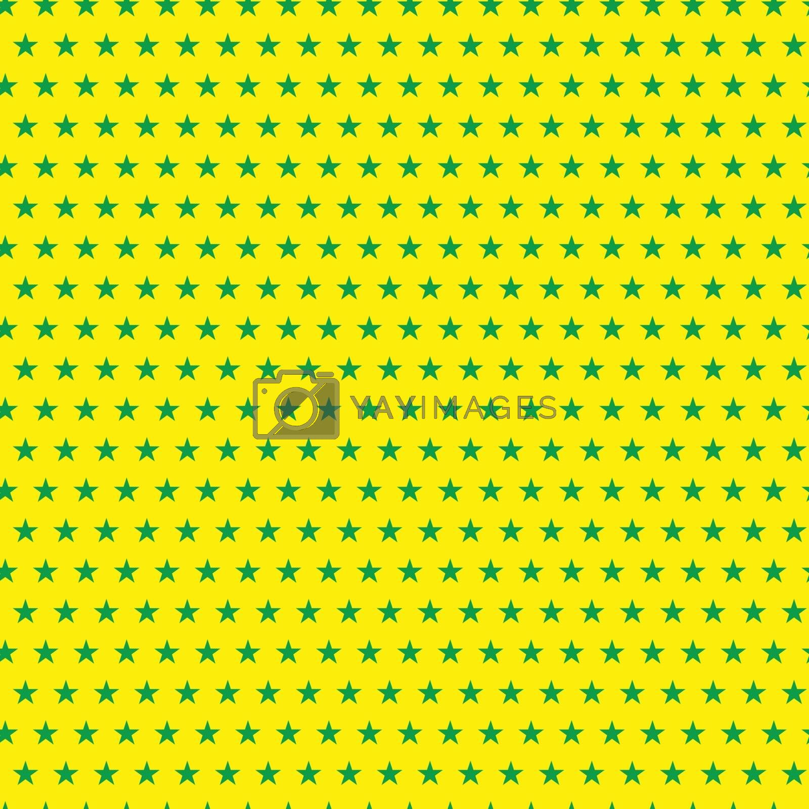 Brazil 2014 Seamless Green Yellow Background by gubh83