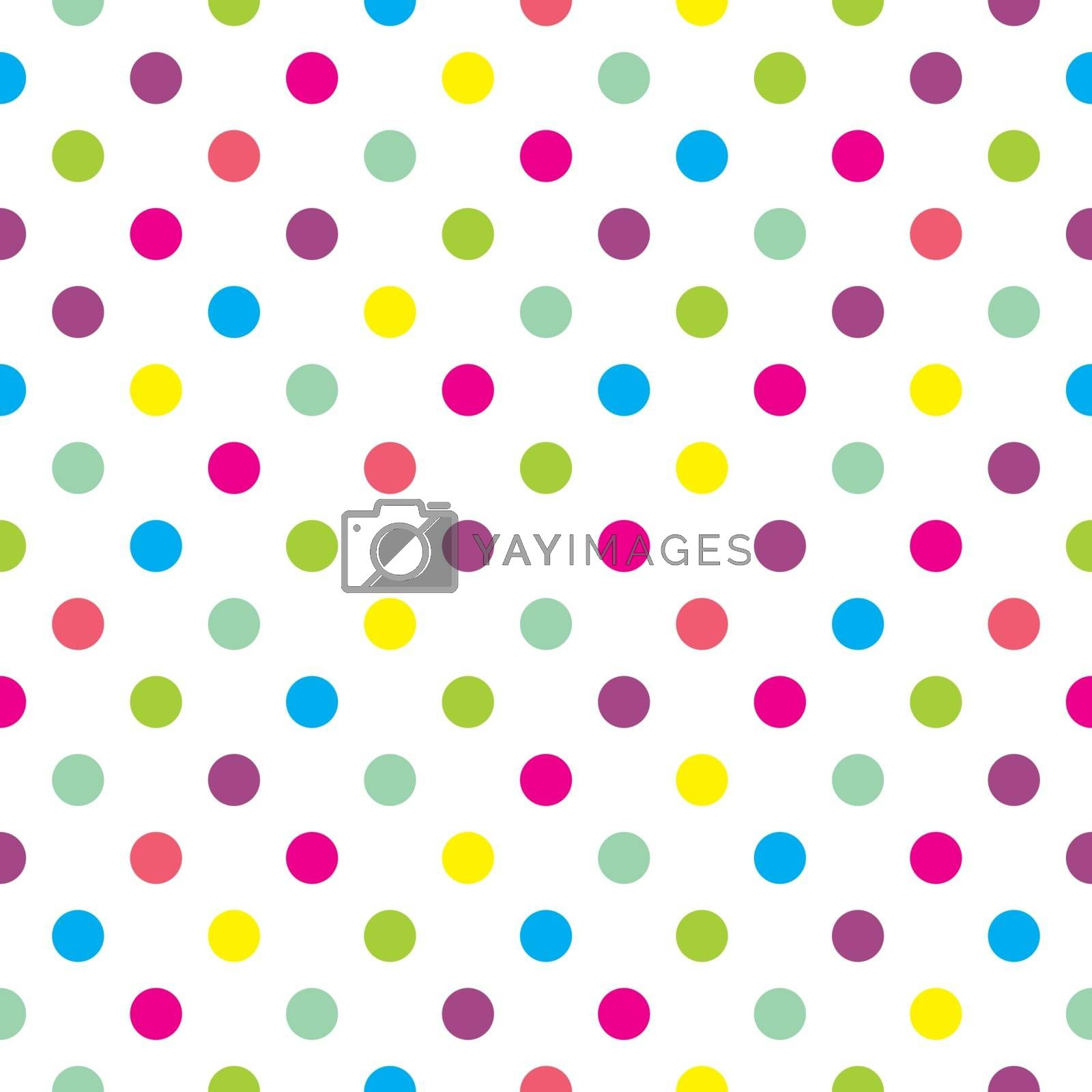 Seamless Pastel Pink Yellow Green Orange And Blue Polka Dots Vector Pattern Or Texture With White Background Royalty Free Stock Image Yayimages Royalty Free Stock Photos And Vectors,Backyard Baby Shower Decorations Outdoor