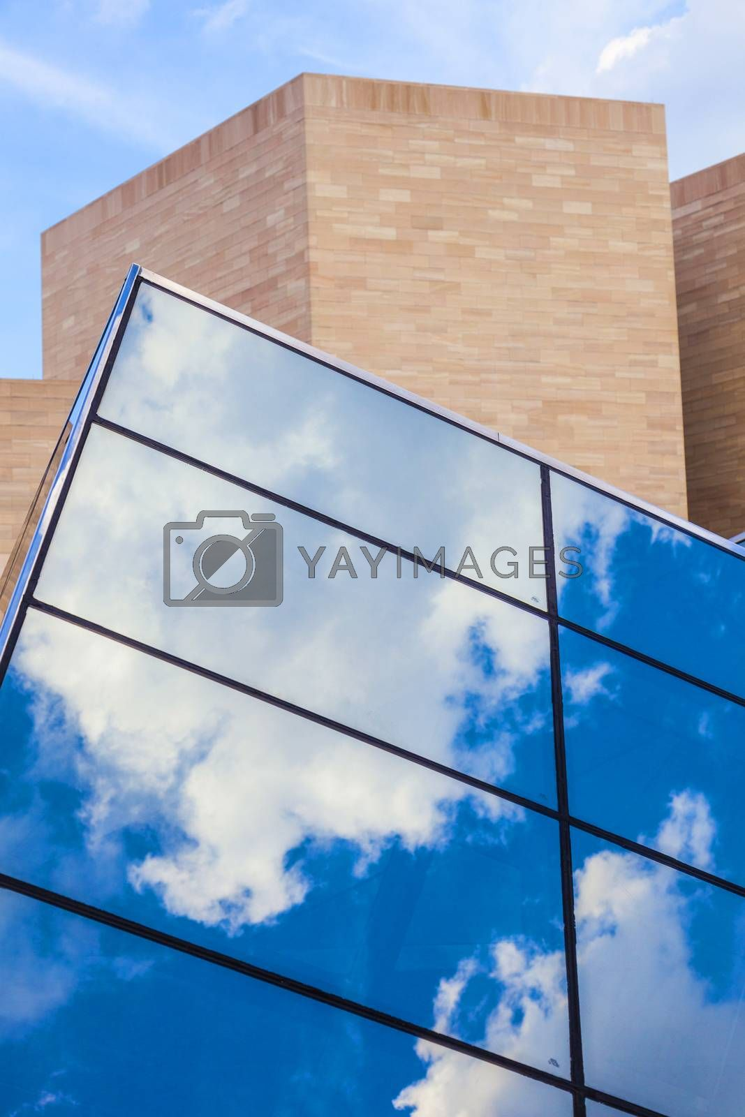 Royalty free image of National Gallery of Art in Washington DC  by meinzahn