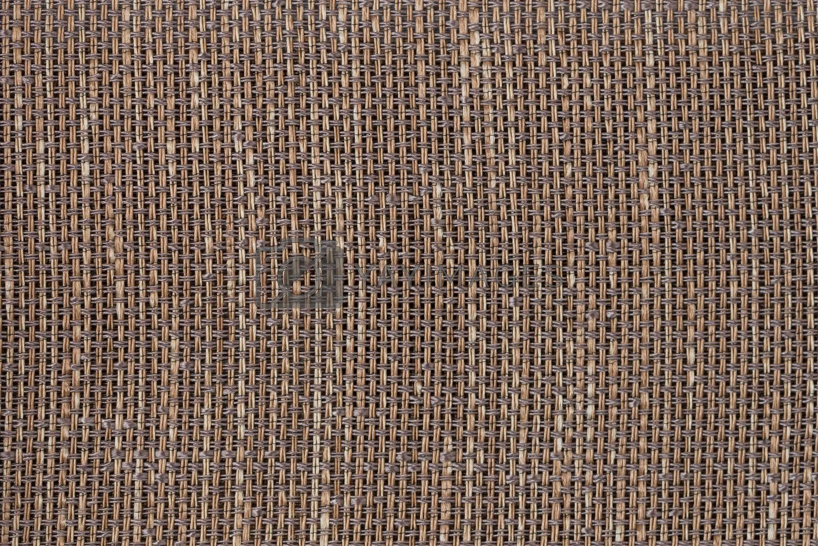 Royalty free image of Beige fabric by homydesign