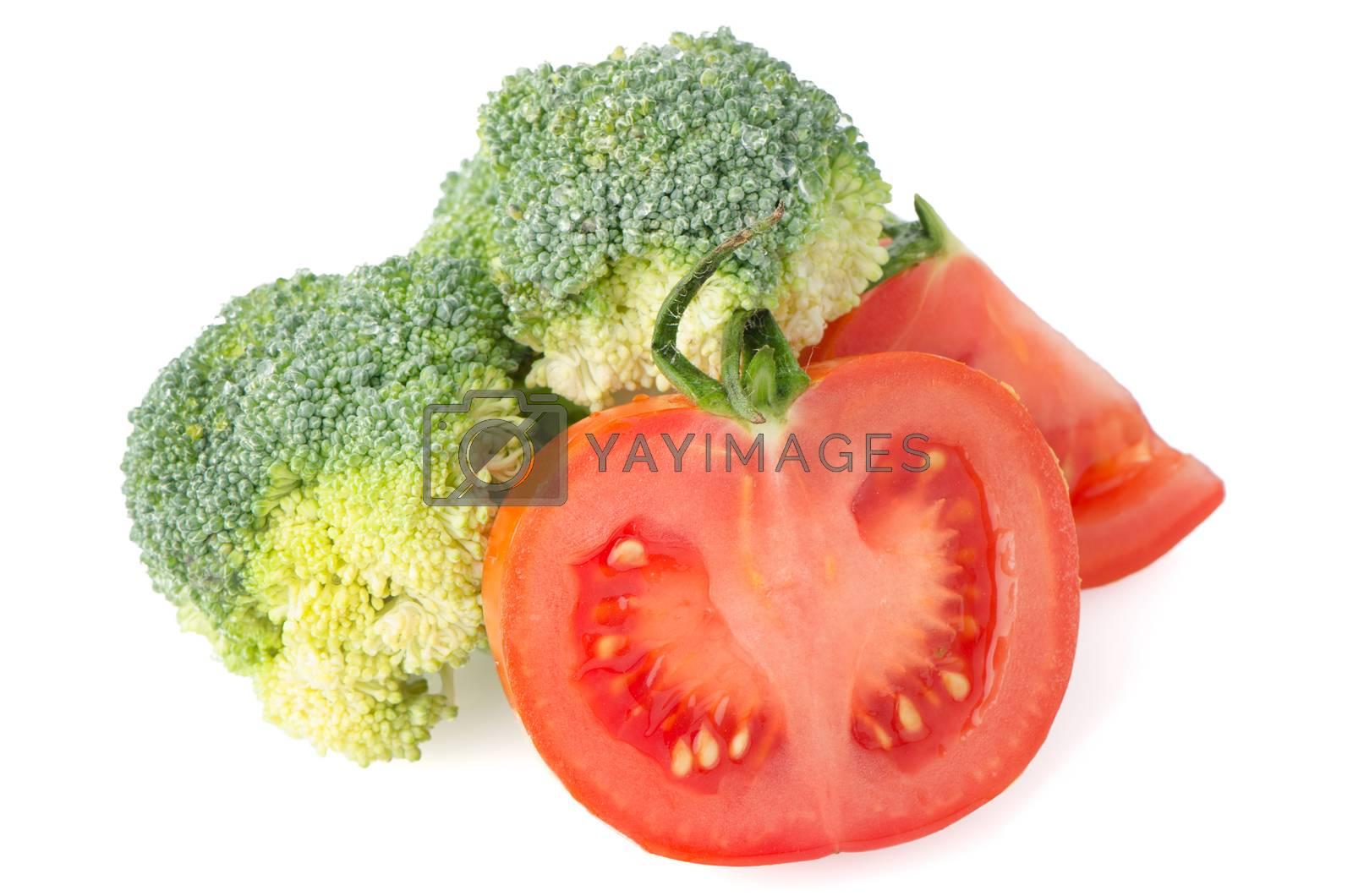 Royalty free image of Food ingredients by homydesign