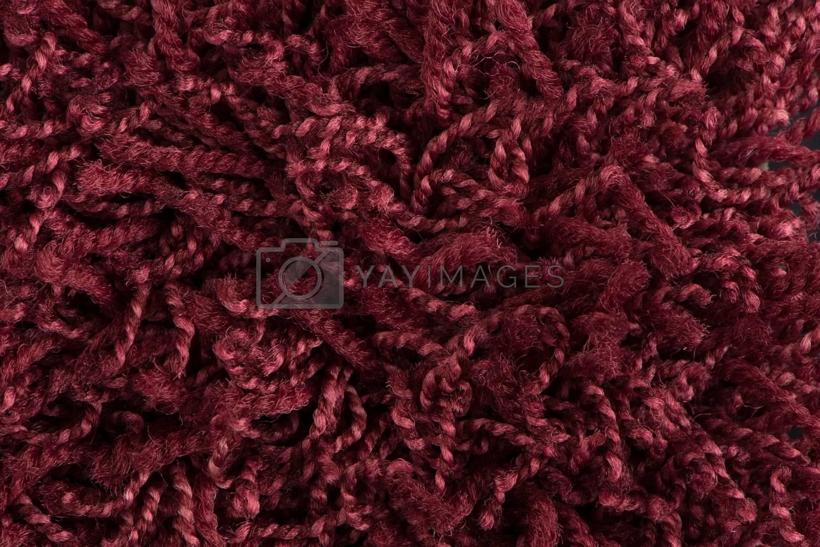 Royalty free image of Pink carpet by homydesign