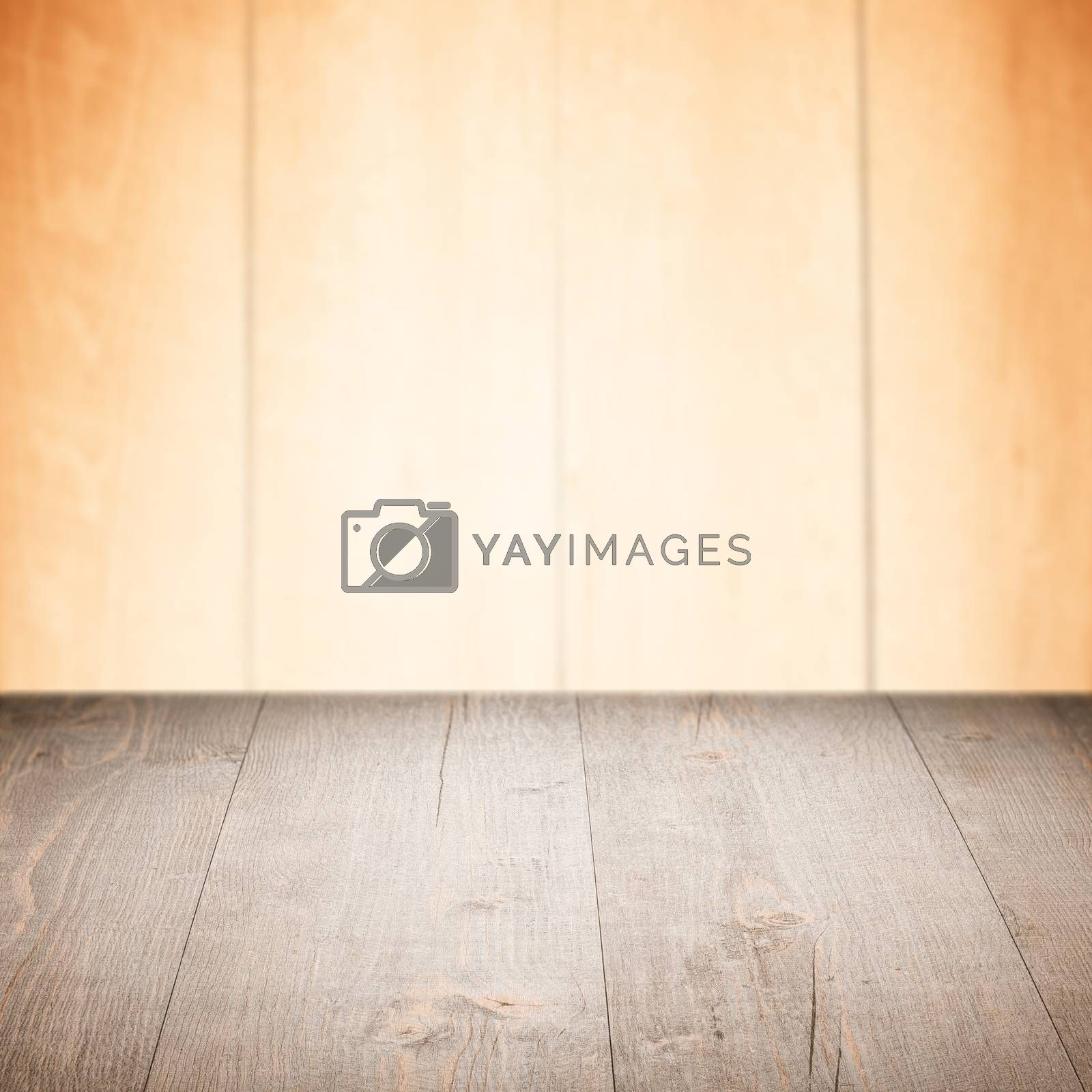 Royalty free image of Wood background  by homydesign