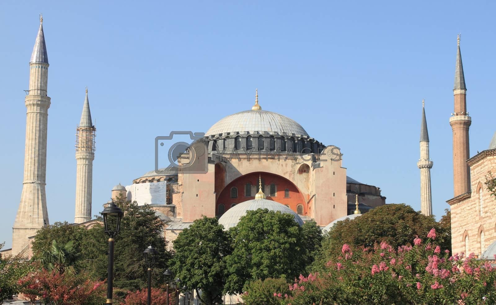 Hagia Sophia Mosque by alessandro0770