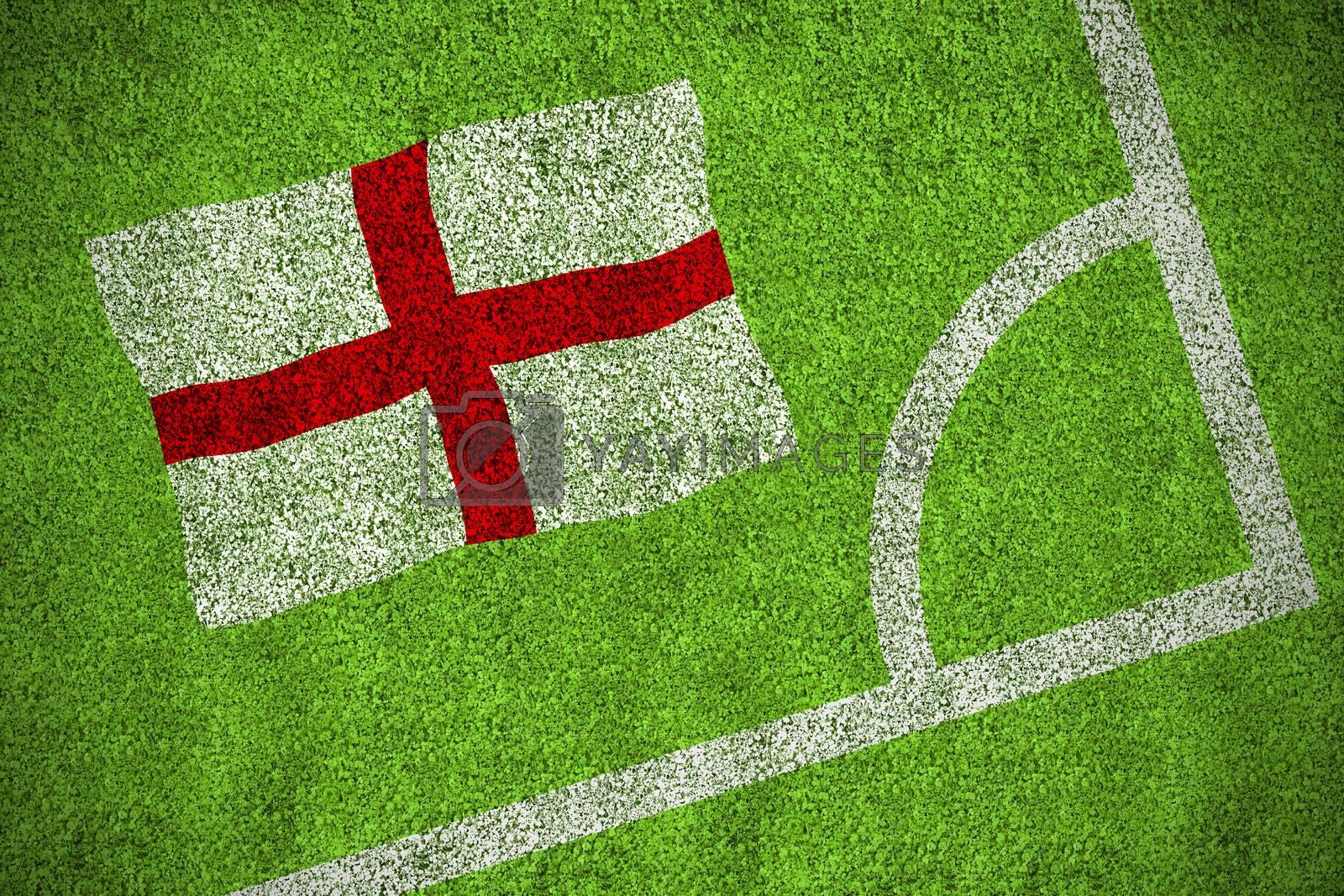 England flag by Wavebreakmedia