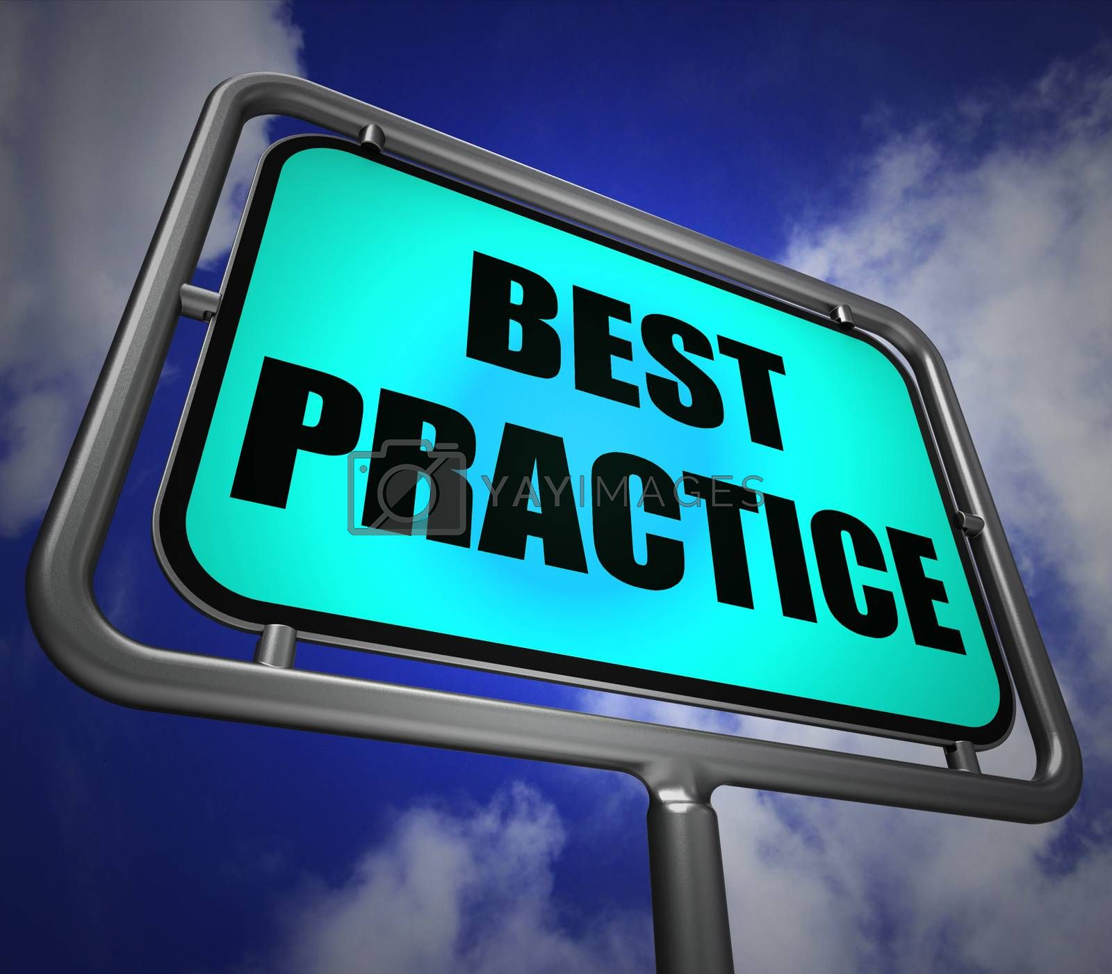 Best Practice Signpost Indicates Better and Efficient Procedures by stuartmiles