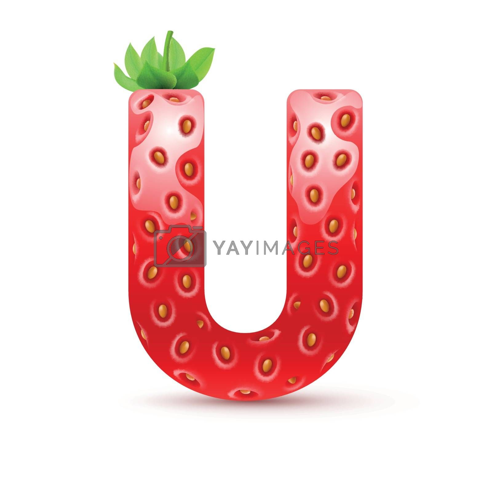 Tasty alphabet by dvarg