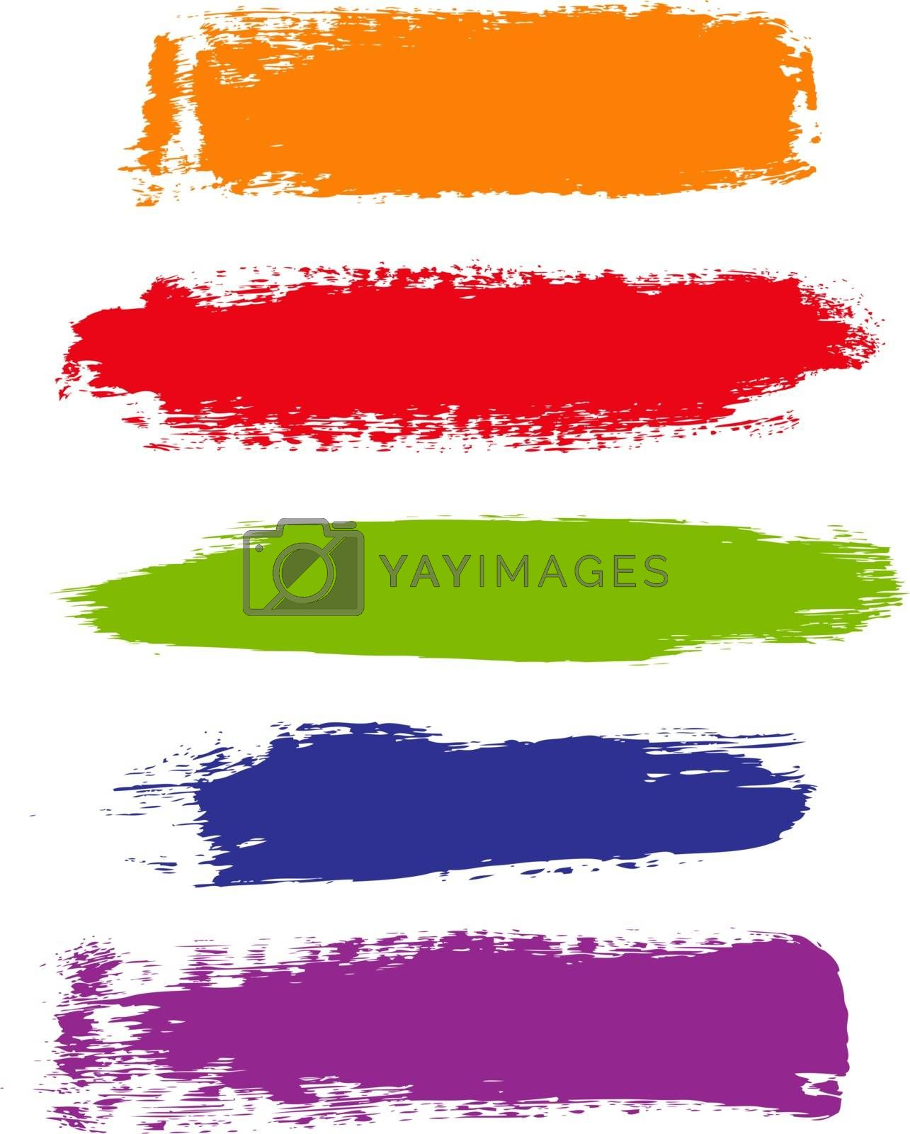 Color Blots by barbaliss