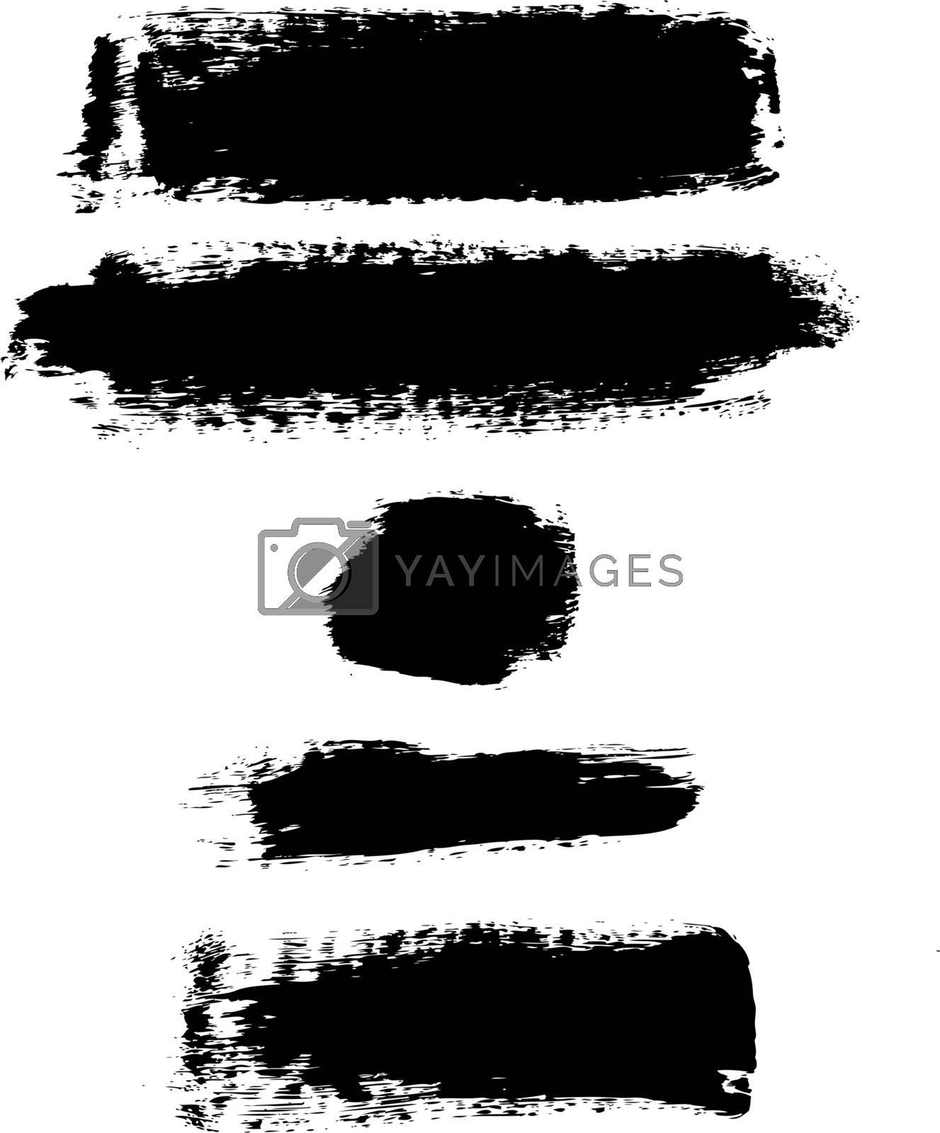 Black Blots by barbaliss