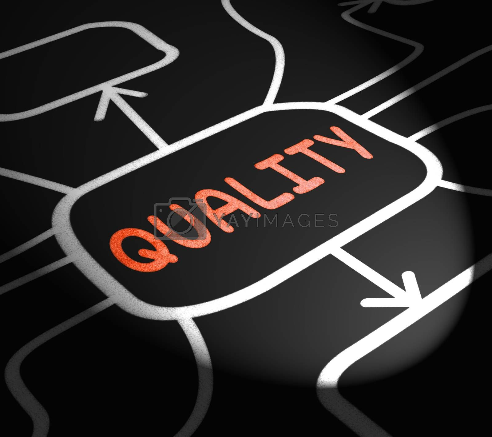 Quality Arrows Shows Excellent Or Premium Condition by stuartmiles