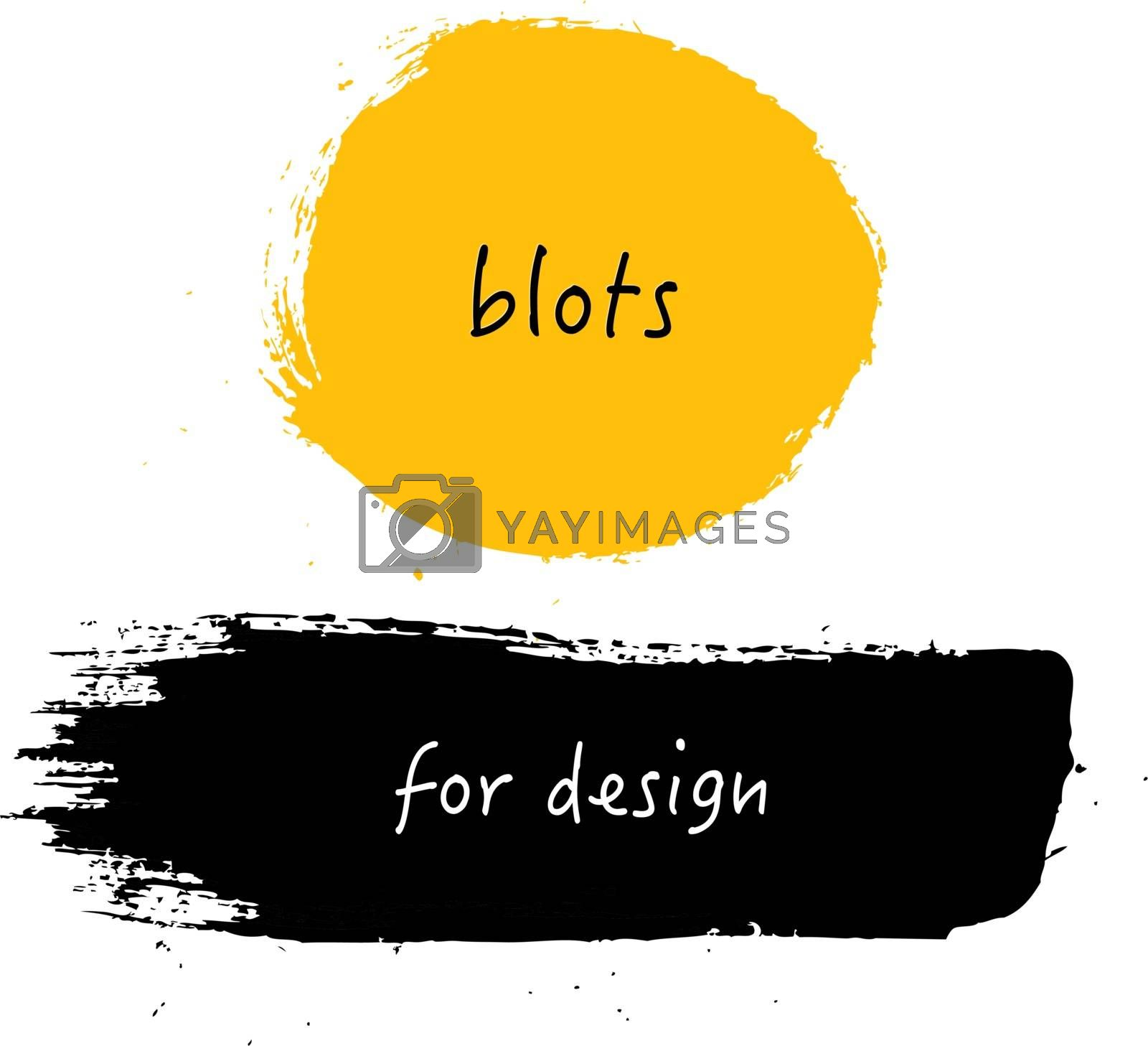 Blots For Design by barbaliss