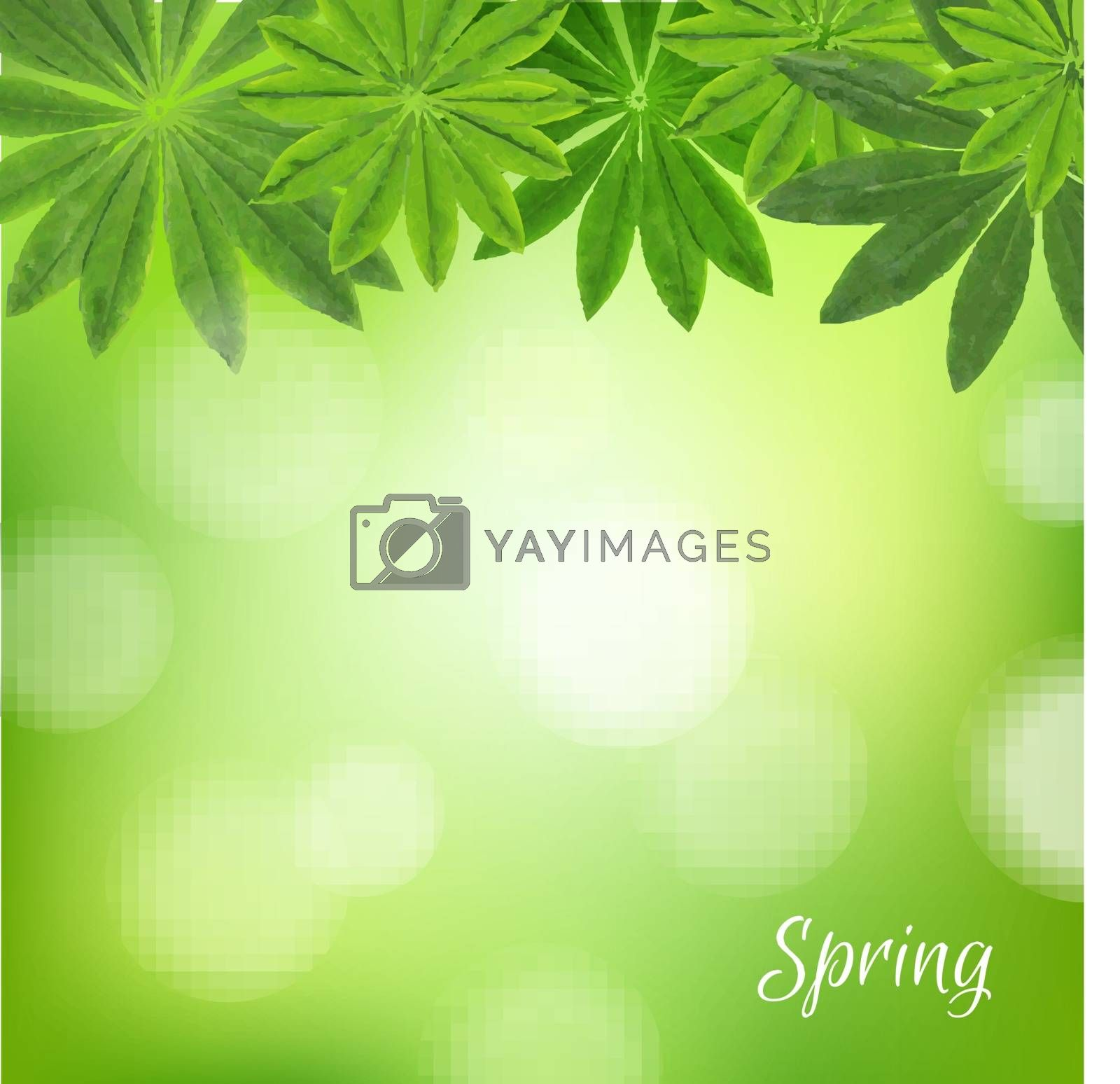 Spring Poster by barbaliss