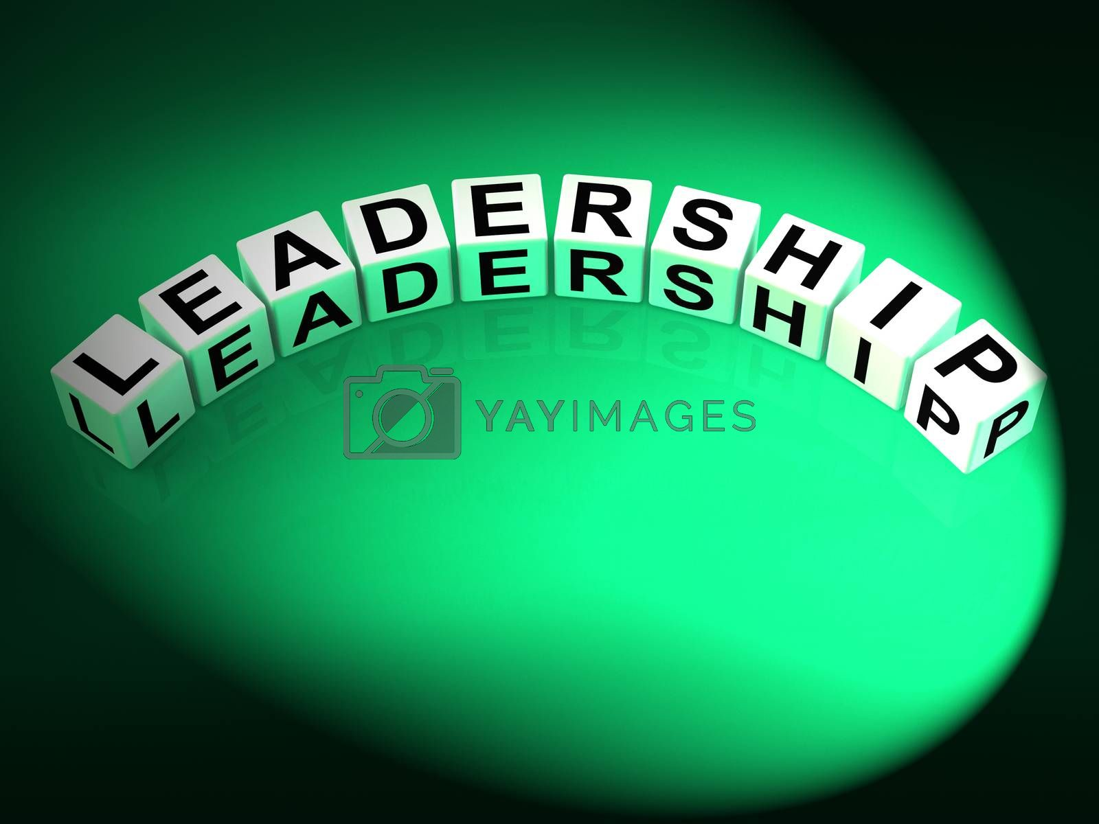 Leadership Letters Mean Guidance Influence And Management by stuartmiles