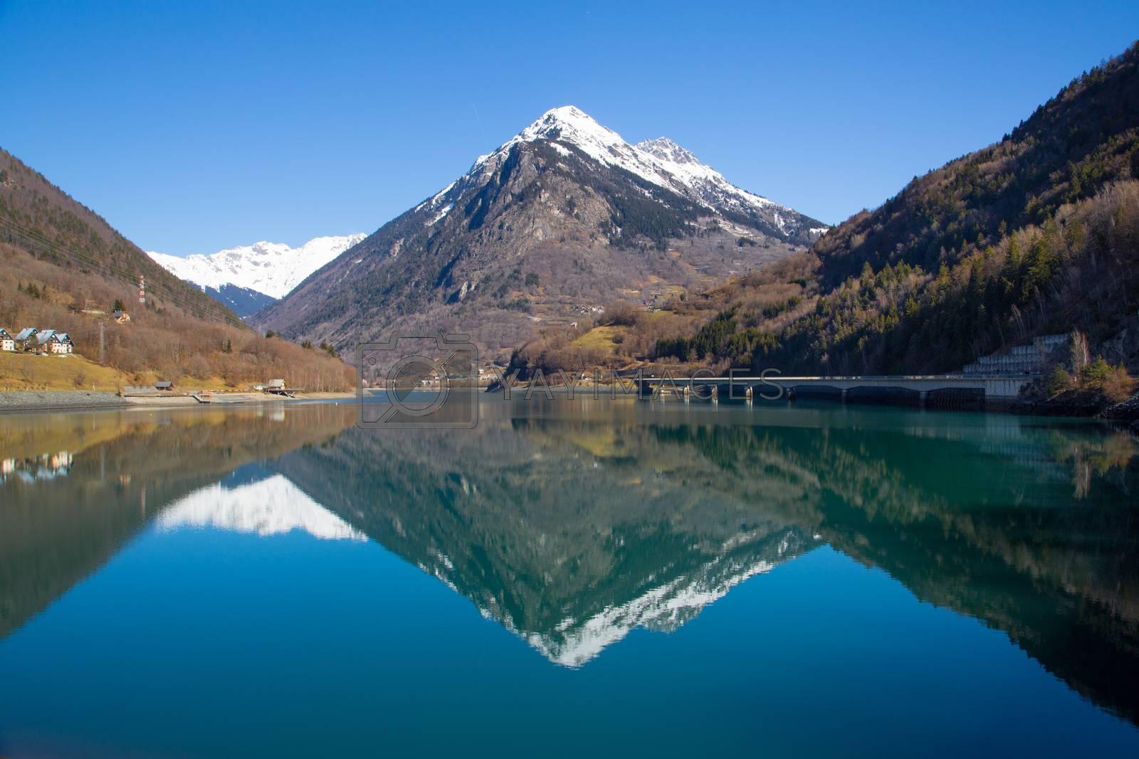 Alps in winter - 18 by Kartouchken