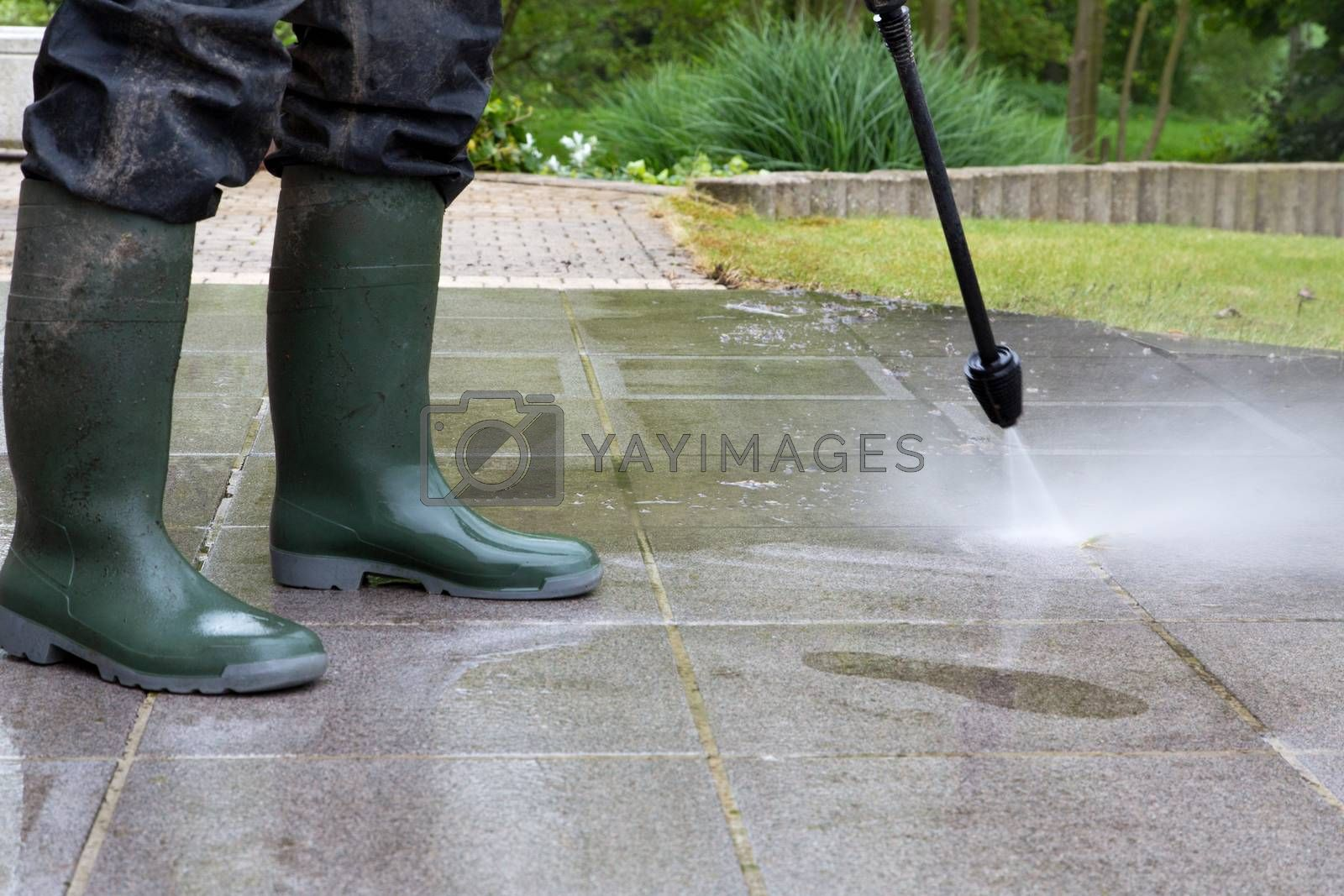 High Pressure Cleaning - 06 by Kartouchken