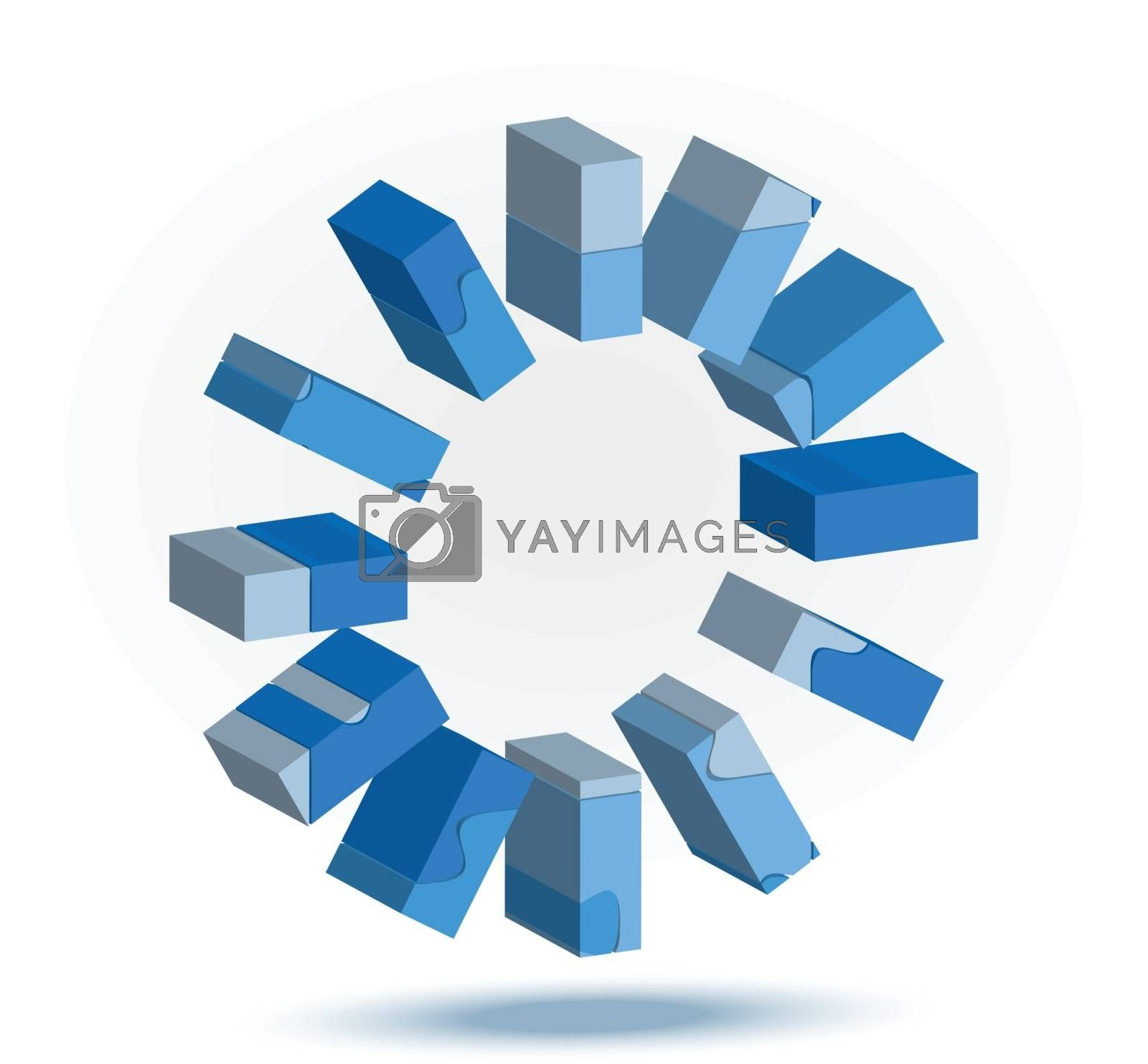 loading icon in puzzle by Istanbul2009