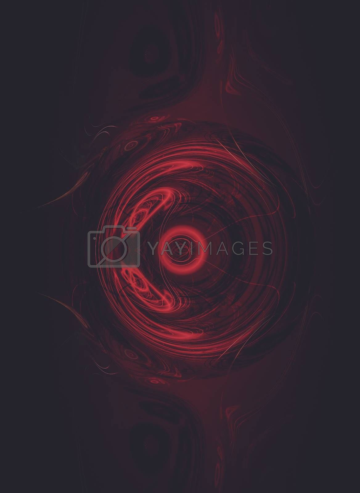 abstract hell, Creative design background, fractal styles with c by FernandoCortes