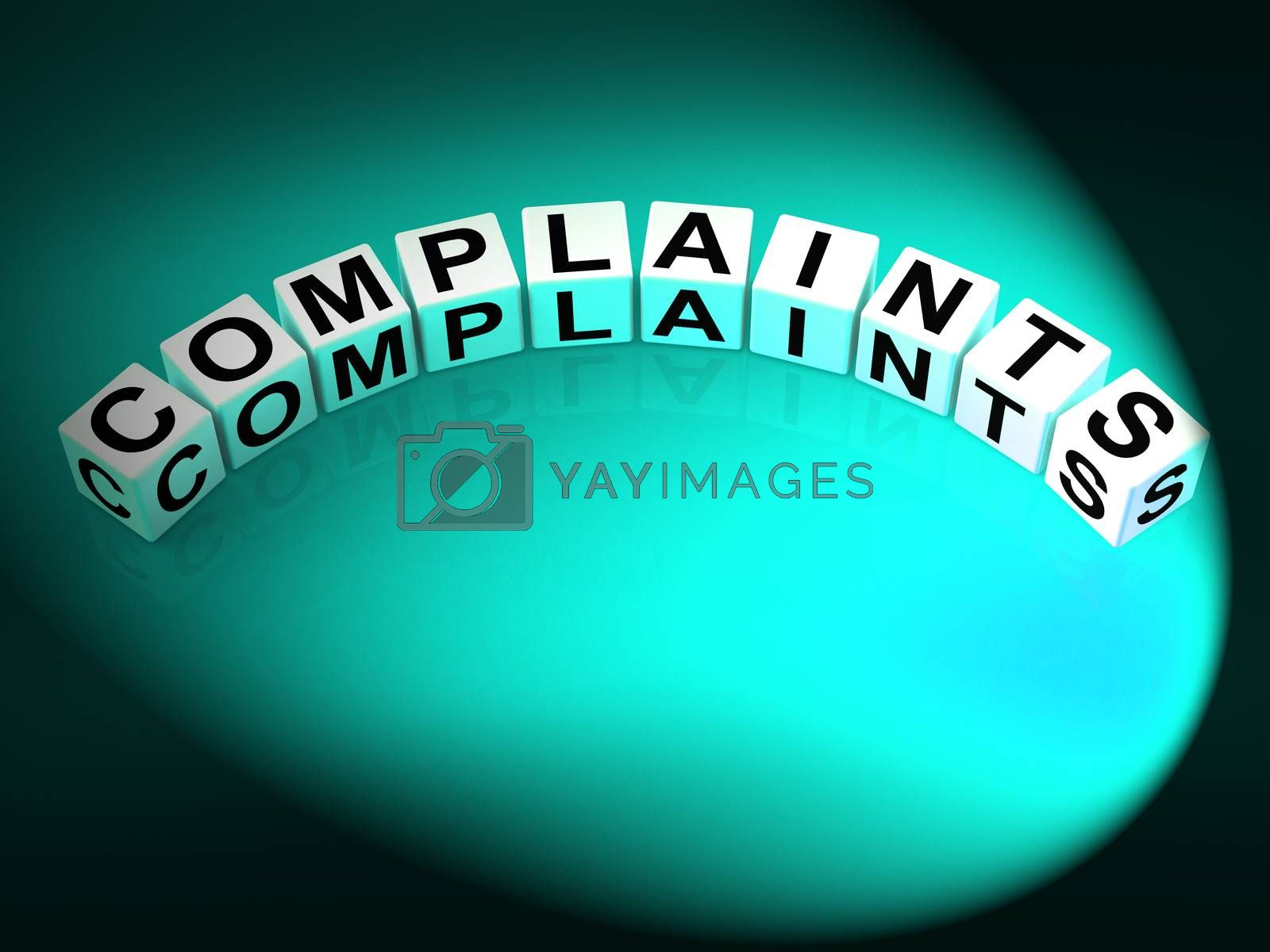Complaints Letters Means Dissatisfied Angry And Criticism by stuartmiles