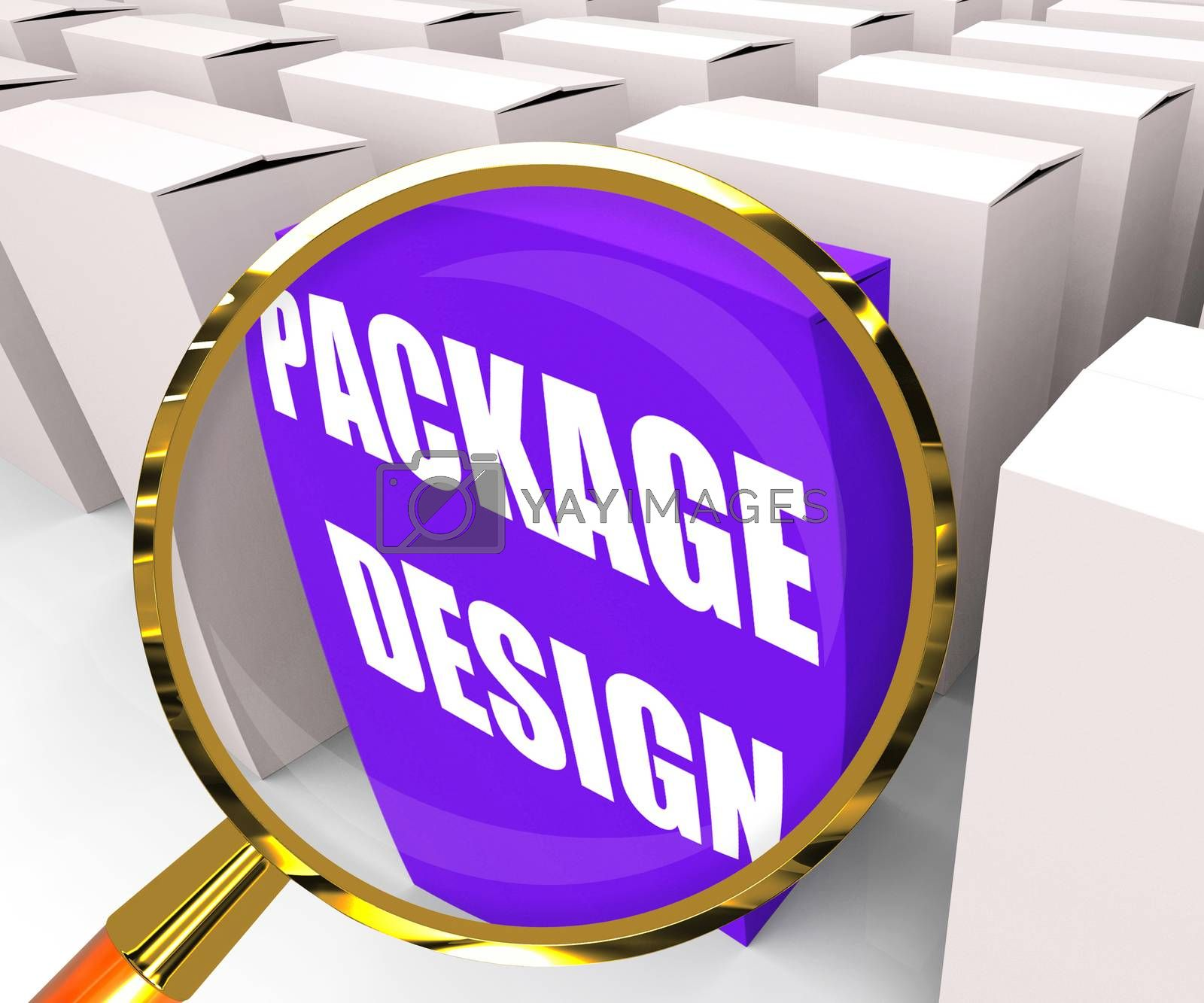 Package Design Packet Infers Designing Packages or Containers by stuartmiles