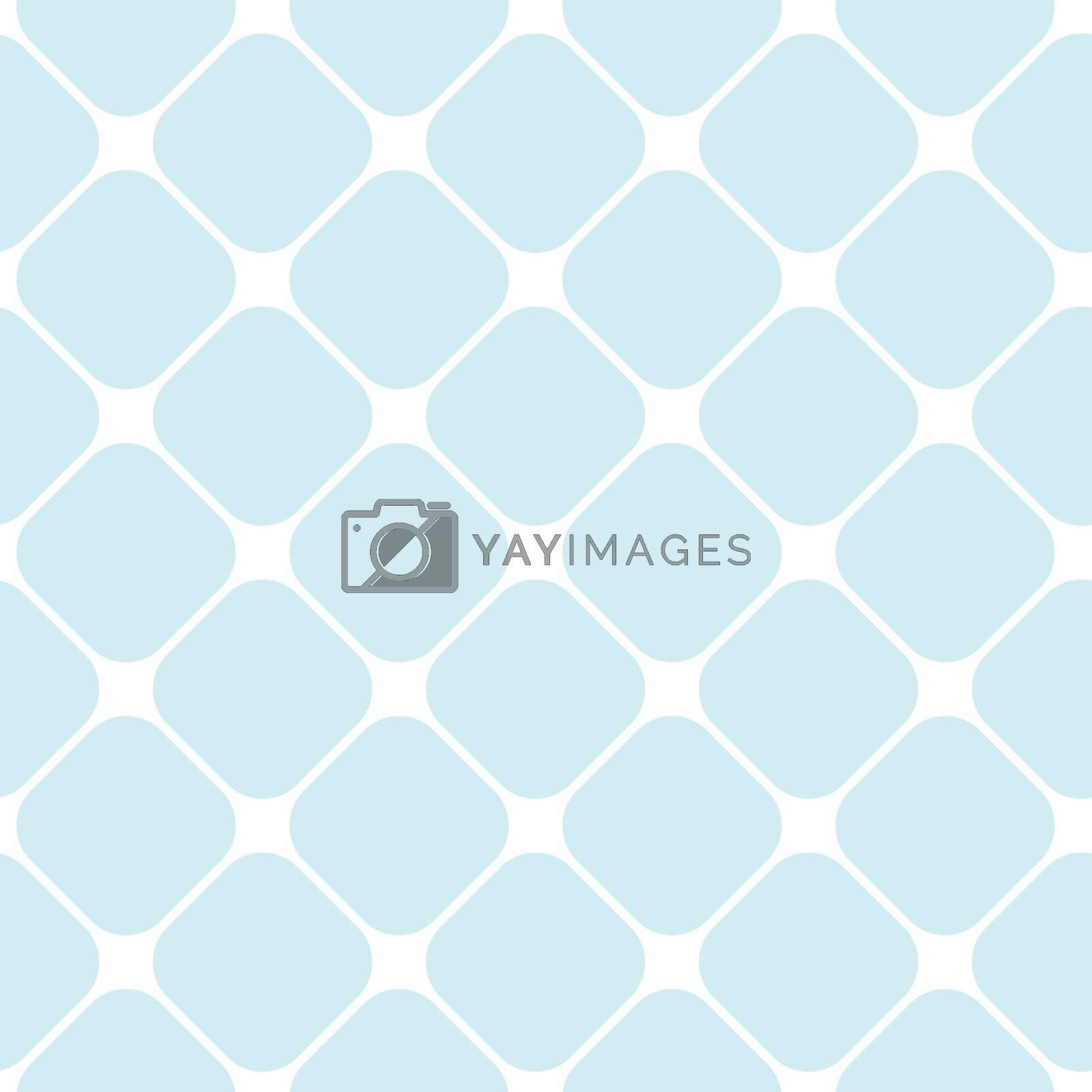 Seamless simple diagonal square by Zebra-Finch