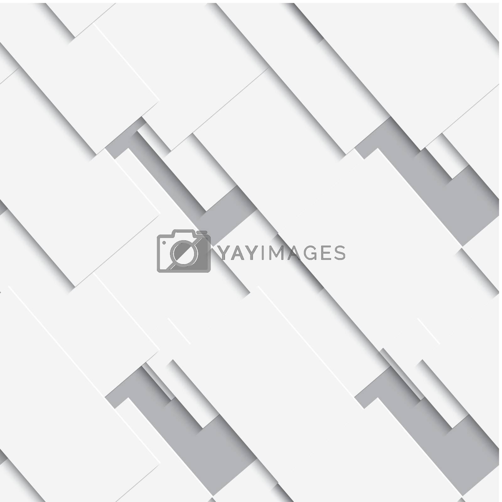 White cards diagonal seamless by Zebra-Finch